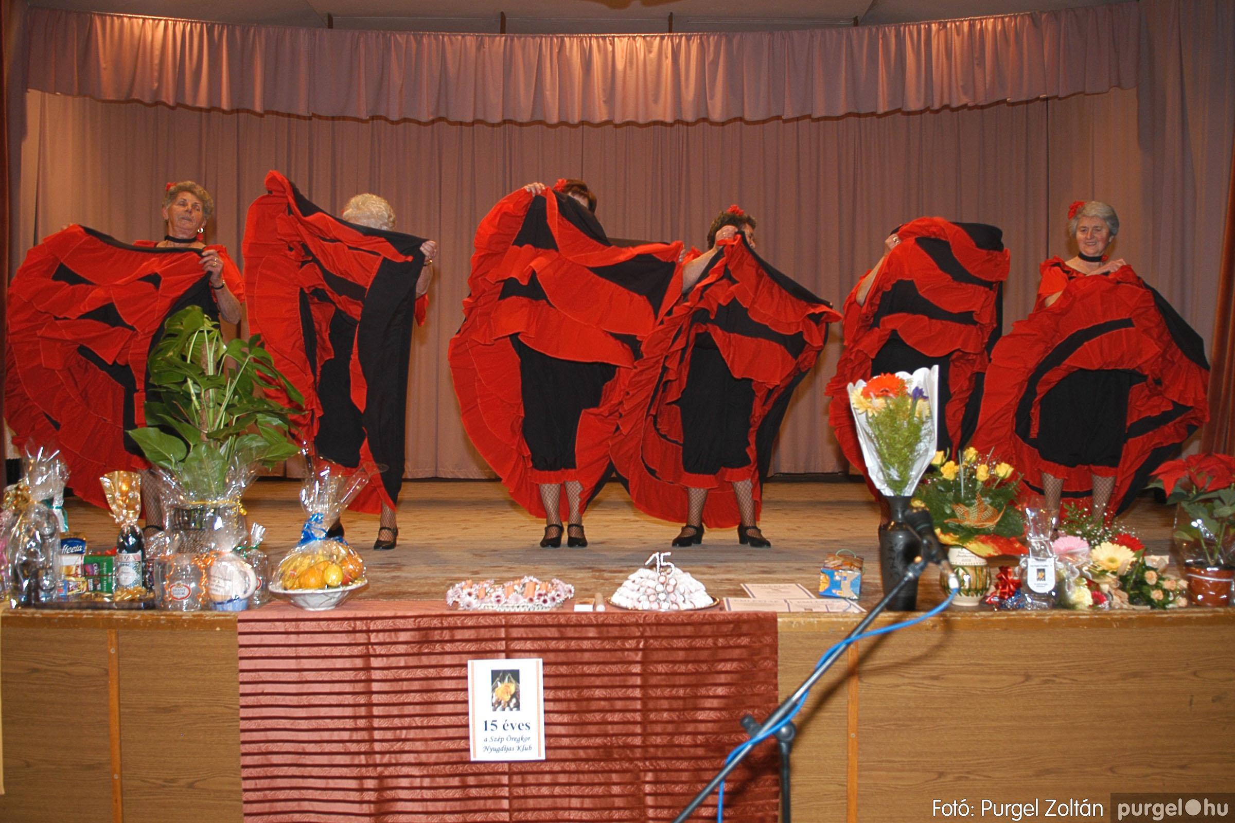 2005.11.12. 070 15 éves a Szép Öregkor Nyugdíjas Klub - Fotó:PURGEL ZOLTÁN© DSC_0437q.jpg