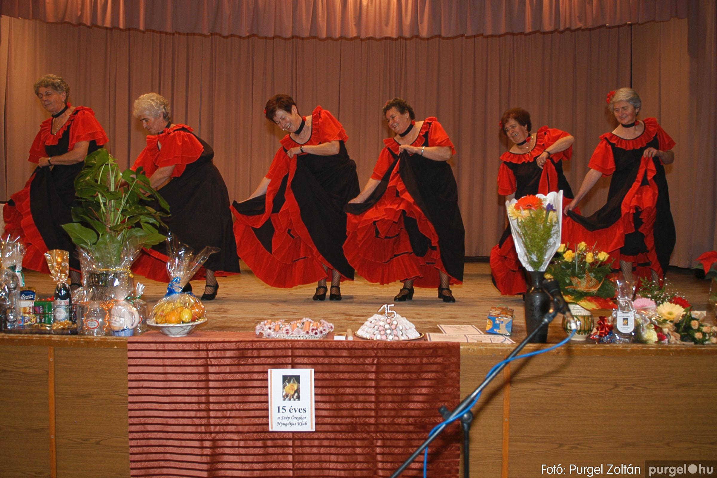 2005.11.12. 069 15 éves a Szép Öregkor Nyugdíjas Klub - Fotó:PURGEL ZOLTÁN© DSC_0436q.jpg