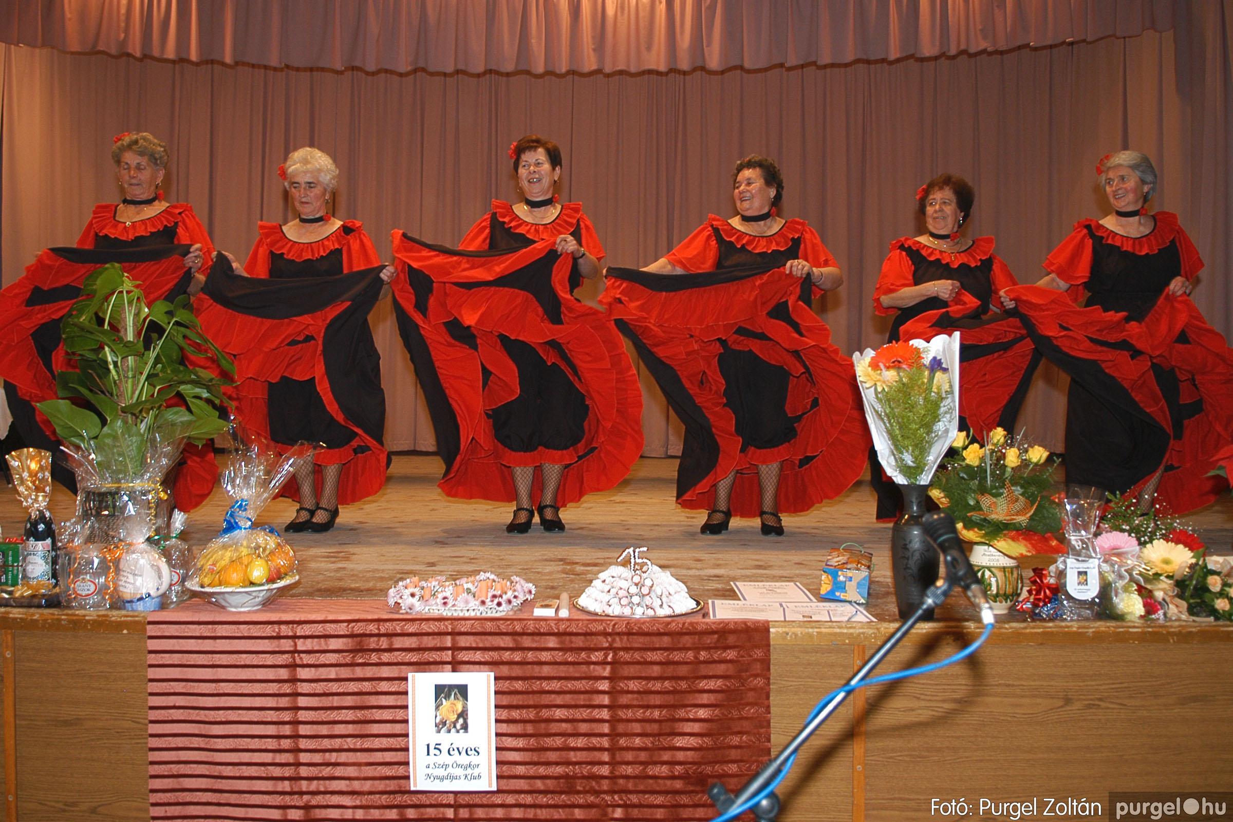2005.11.12. 066 15 éves a Szép Öregkor Nyugdíjas Klub - Fotó:PURGEL ZOLTÁN© DSC_0433q.jpg