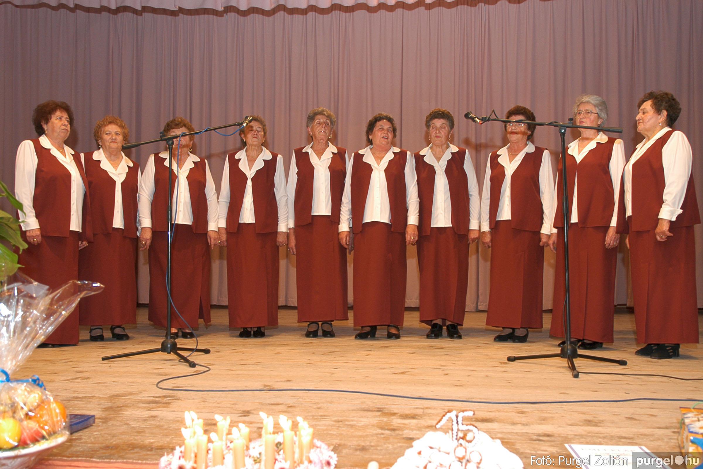 2005.11.12. 052 15 éves a Szép Öregkor Nyugdíjas Klub - Fotó:PURGEL ZOLTÁN© DSC_0417q.jpg
