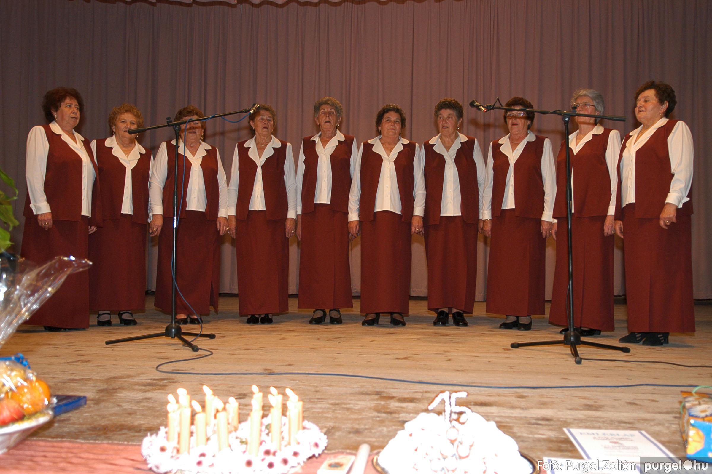 2005.11.12. 051 15 éves a Szép Öregkor Nyugdíjas Klub - Fotó:PURGEL ZOLTÁN© DSC_0416q.jpg