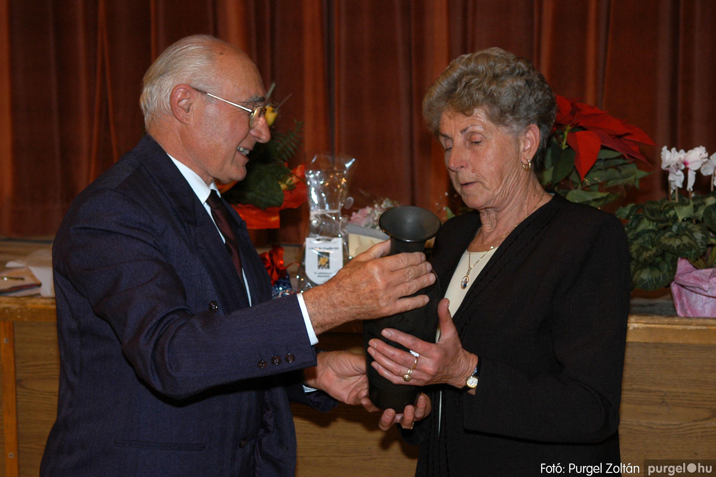 2005.11.12. 040 15 éves a Szép Öregkor Nyugdíjas Klub - Fotó:PURGEL ZOLTÁN© DSC_0403q.jpg