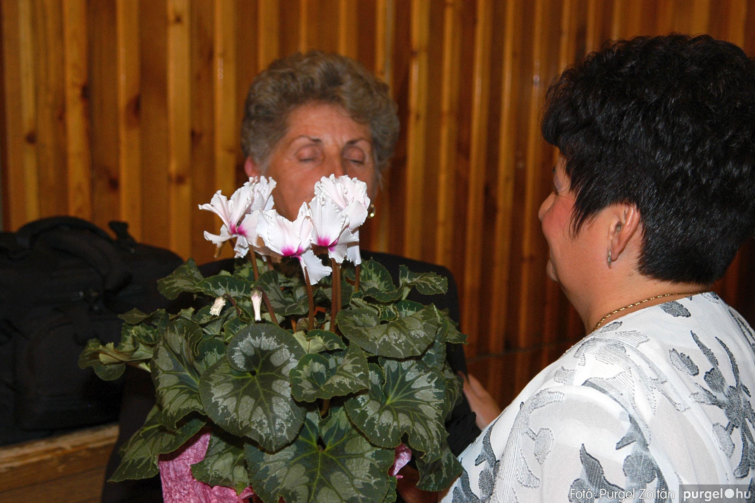2005.11.12. 007 15 éves a Szép Öregkor Nyugdíjas Klub - Fotó:PURGEL ZOLTÁN© DSC_0362q.jpg