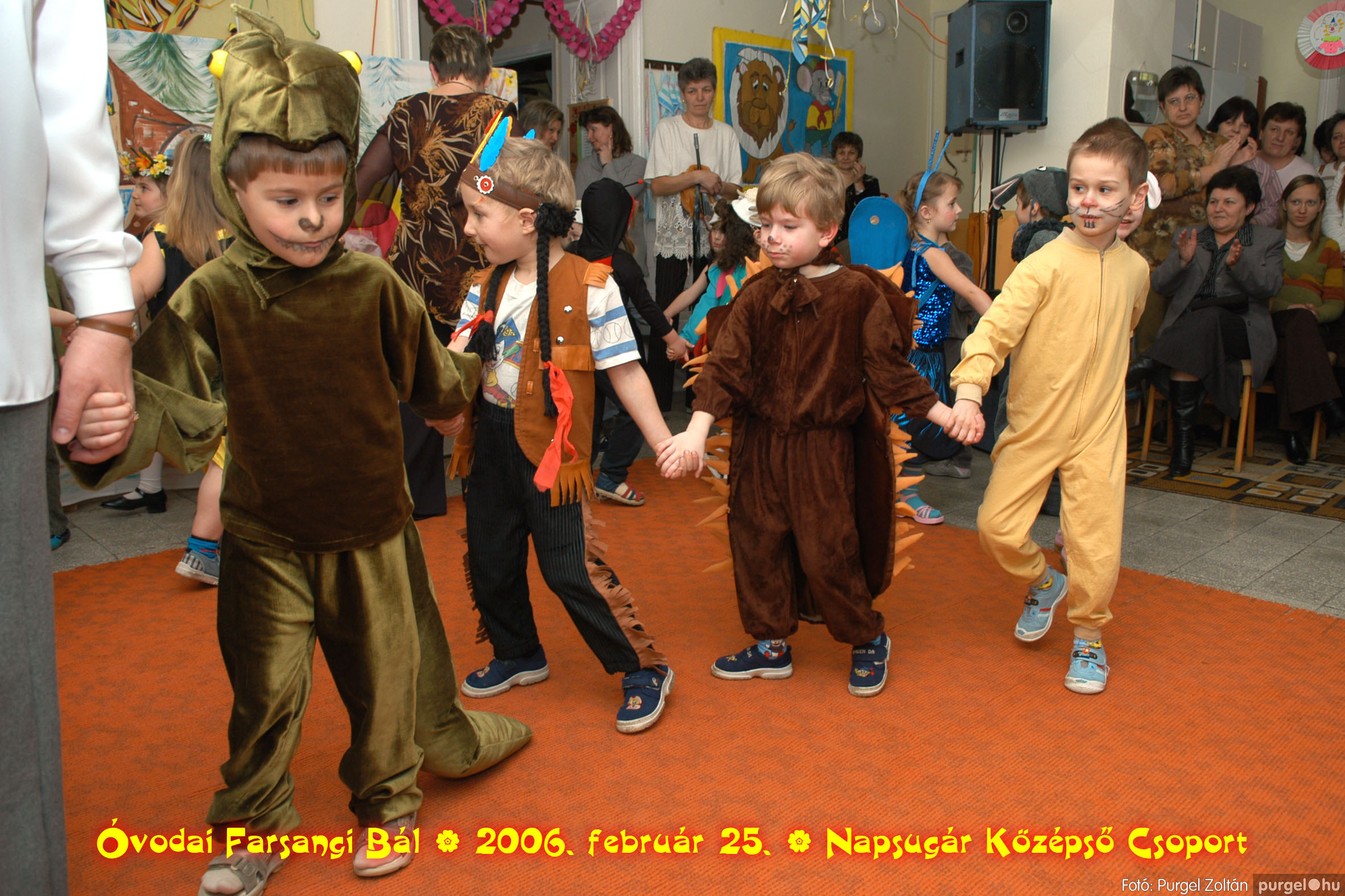 2006.02.25. 231 Kurca-parti Óvoda farsang 2006. - Napsugár csoport - Fotó:PURGEL ZOLTÁN©.jpg