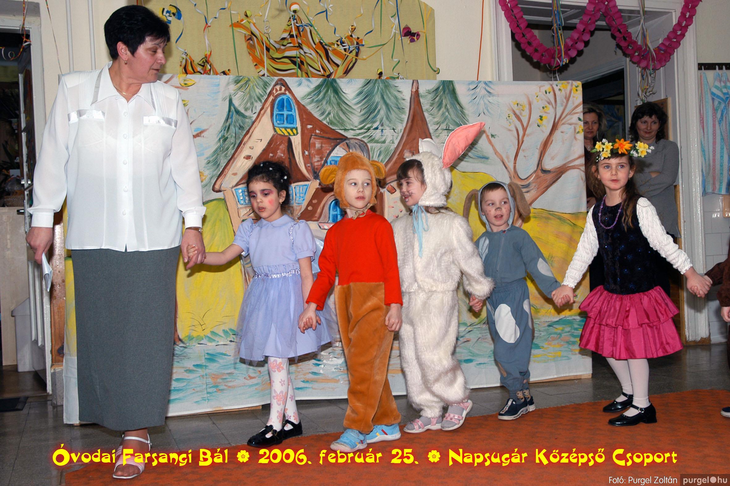 2006.02.25. 201 Kurca-parti Óvoda farsang 2006. - Napsugár csoport - Fotó:PURGEL ZOLTÁN©.jpg