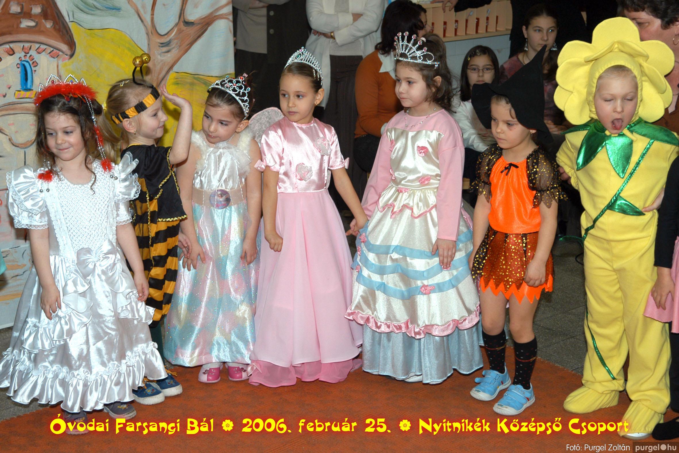 2006.02.25. 189 Kurca-parti Óvoda farsang 2006. - Nyitnikék csoport - Fotó:PURGEL ZOLTÁN©.jpg