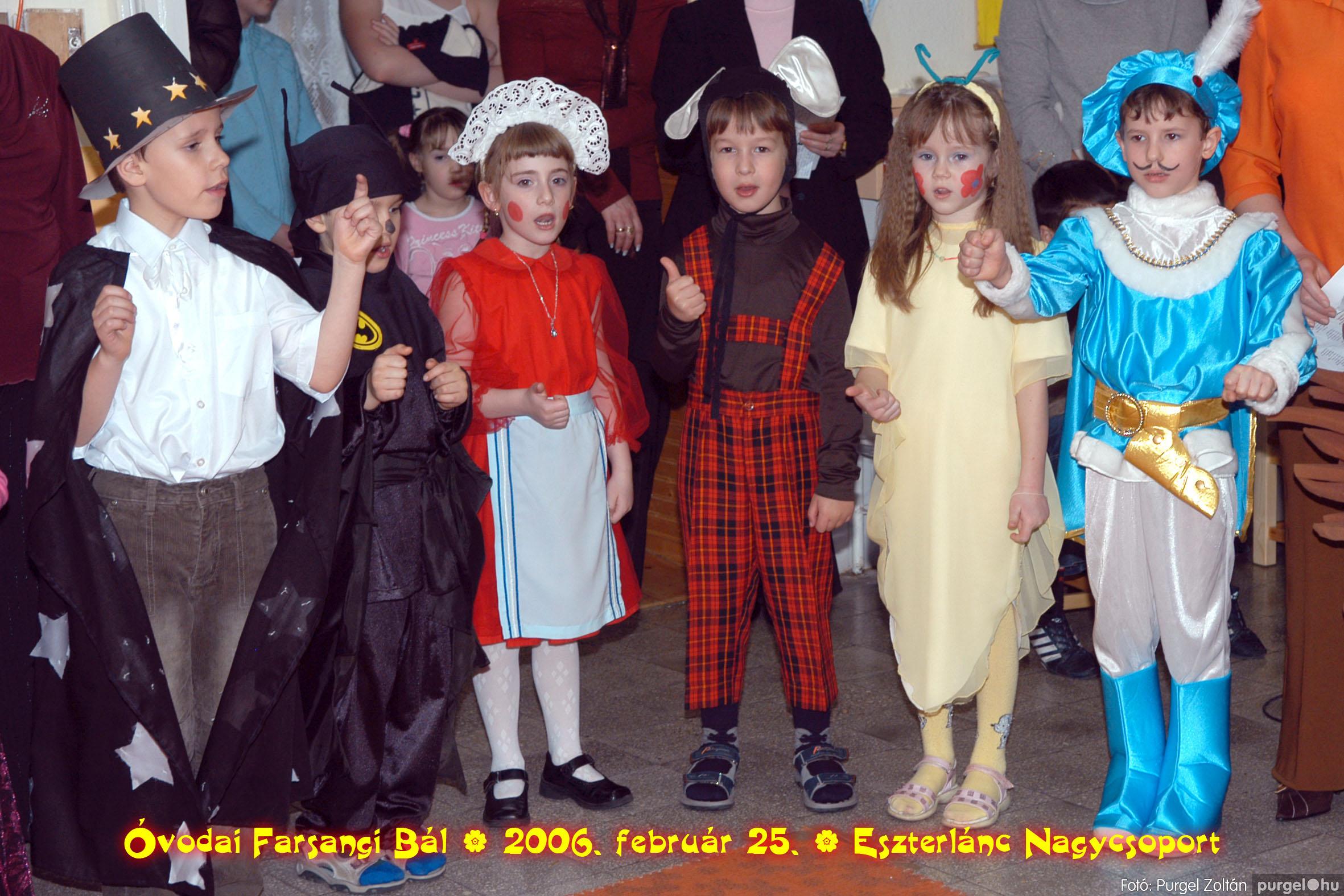 2006.02.25. 119 Kurca-parti Óvoda farsang 2006. - Eszterlánc csoport - Fotó:PURGEL ZOLTÁN©.jpg