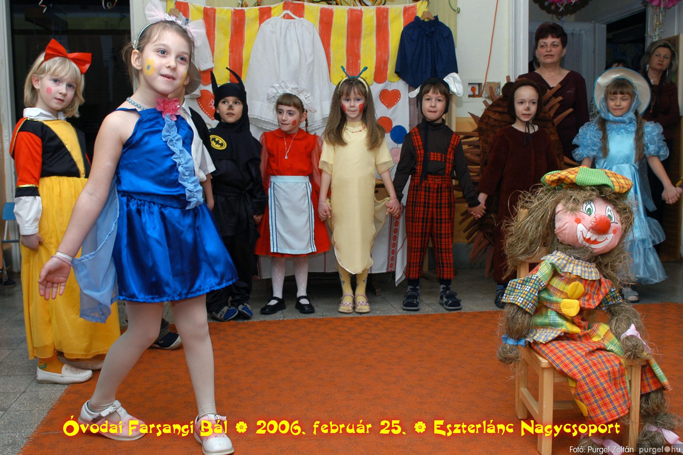 2006.02.25. 102 Kurca-parti Óvoda farsang 2006. - Eszterlánc csoport - Fotó:PURGEL ZOLTÁN©.jpg