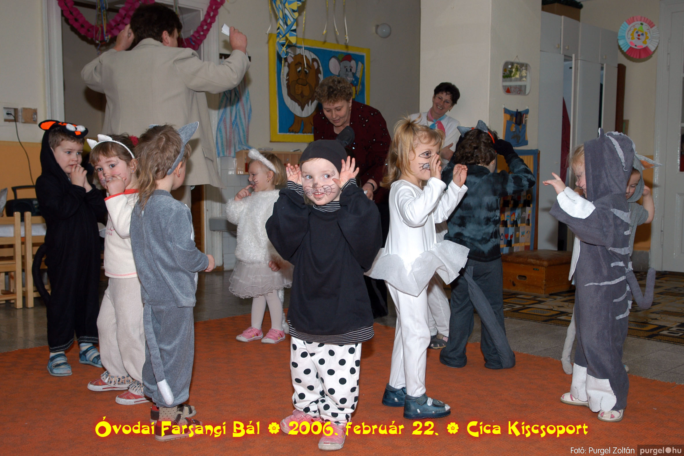 2006.02.22. 005 Kurca-parti Óvoda farsang 2006. - Cica csoport - Fotó:PURGEL ZOLTÁN© 705.jpg