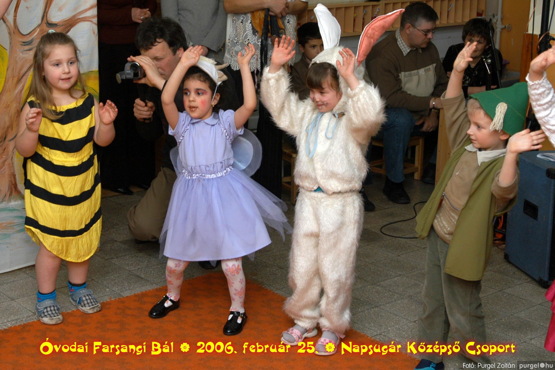 2006.02.25. 226 Kurca-parti Óvoda farsang 2006. - Napsugár csoport - Fotó:PURGEL ZOLTÁN©.jpg