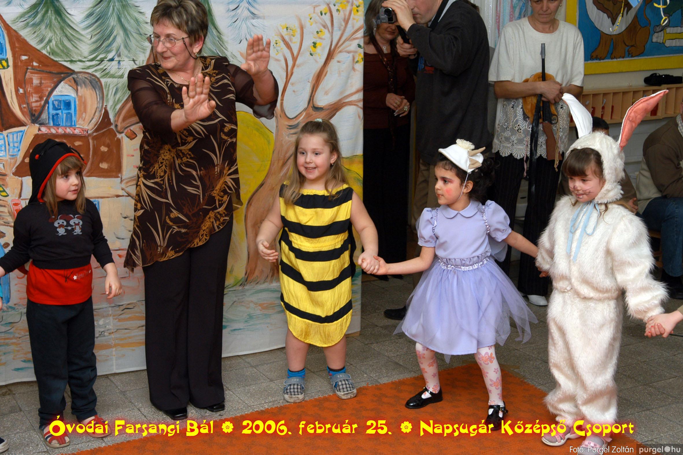 2006.02.25. 225 Kurca-parti Óvoda farsang 2006. - Napsugár csoport - Fotó:PURGEL ZOLTÁN©.jpg
