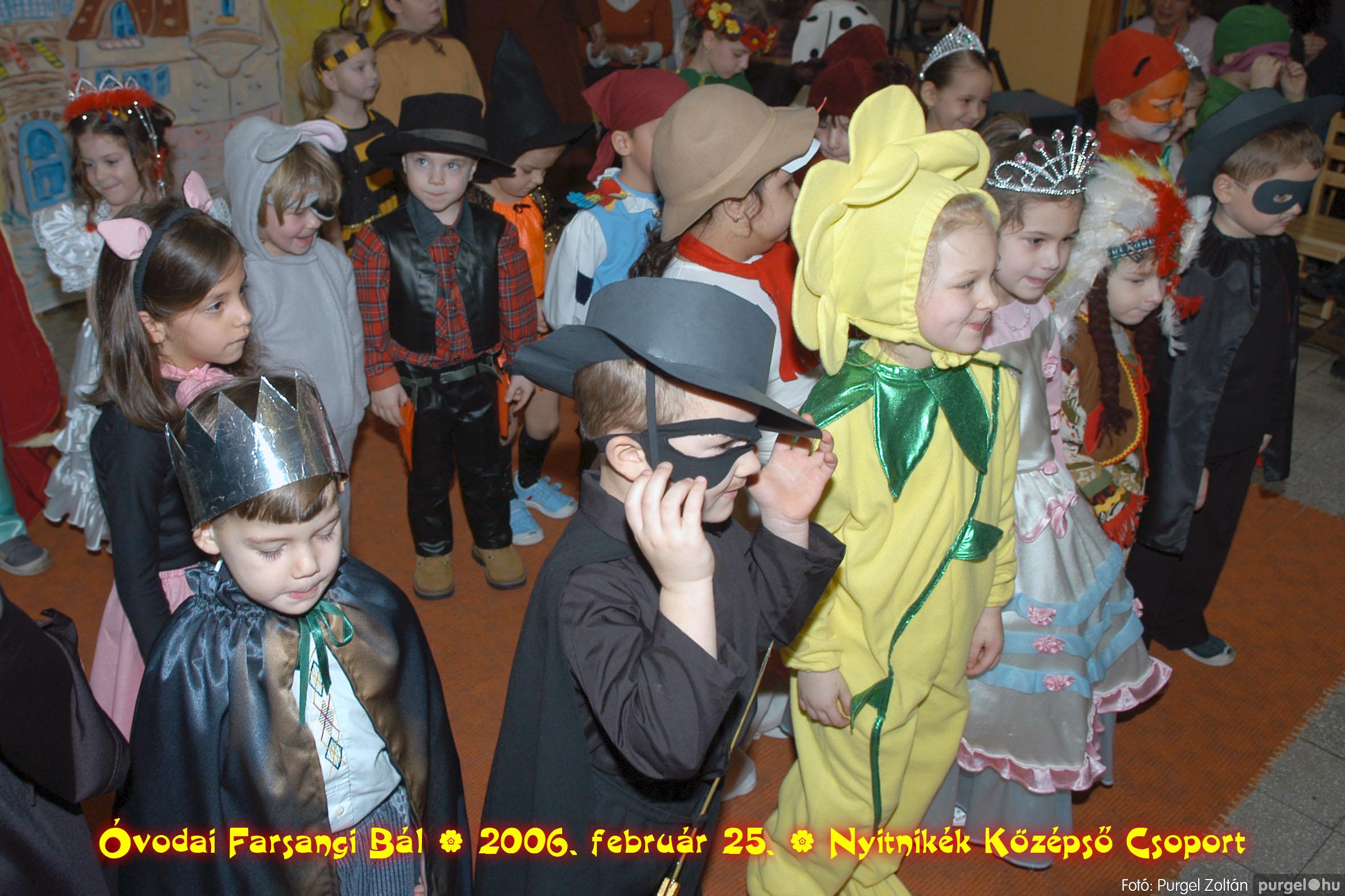 2006.02.25. 199 Kurca-parti Óvoda farsang 2006. - Nyitnikék csoport - Fotó:PURGEL ZOLTÁN©.jpg