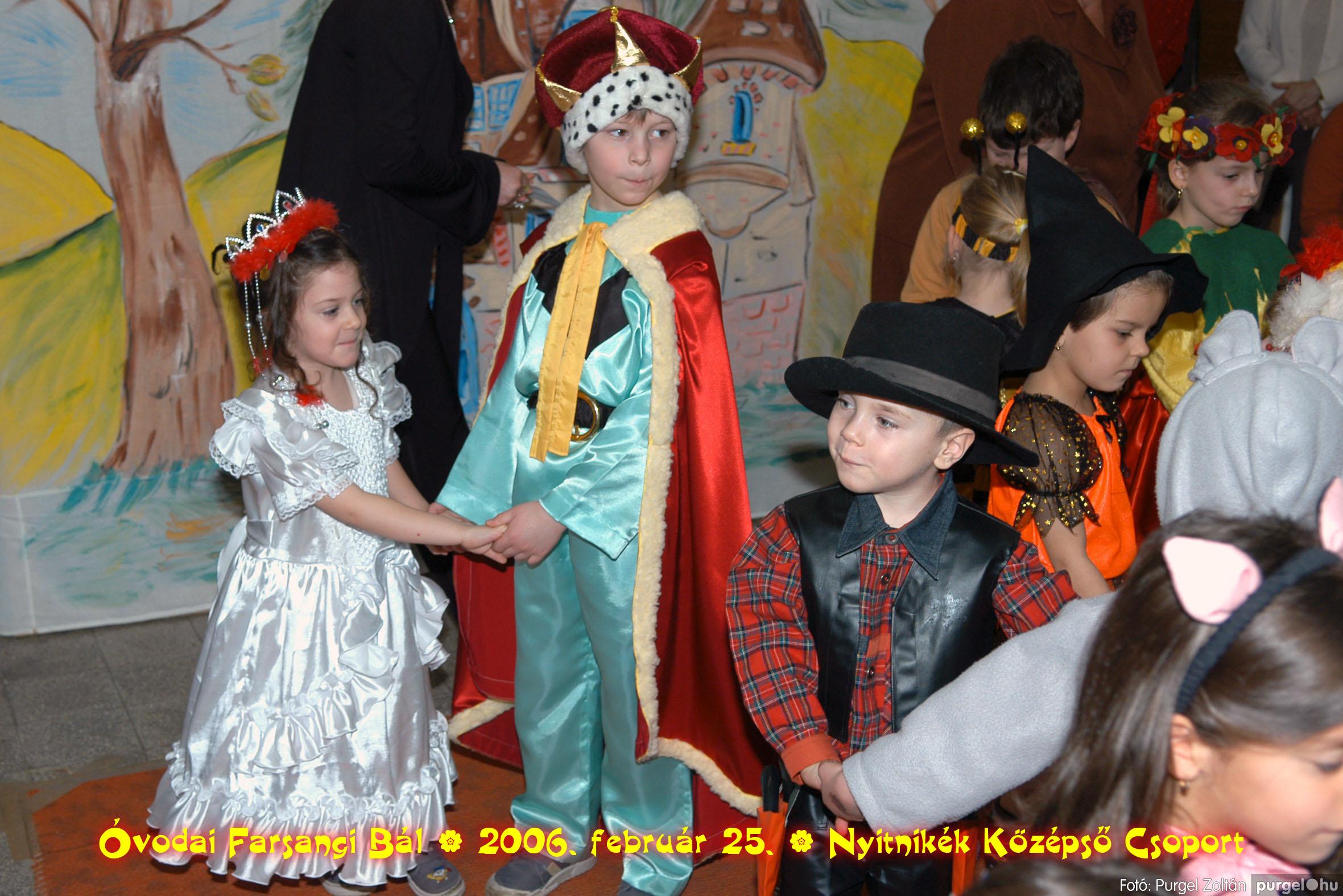 2006.02.25. 195 Kurca-parti Óvoda farsang 2006. - Nyitnikék csoport - Fotó:PURGEL ZOLTÁN©.jpg