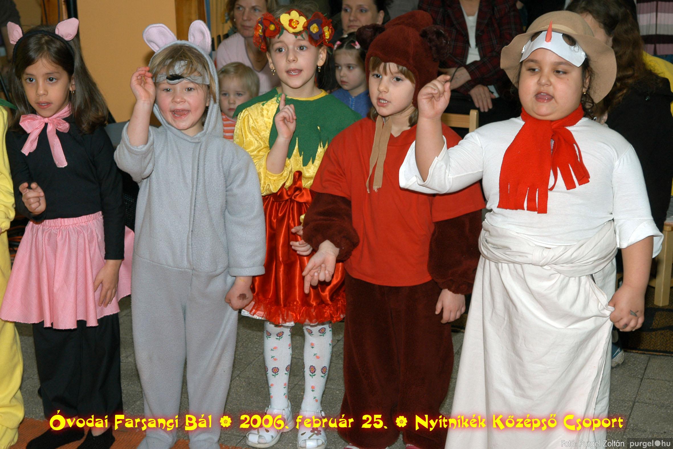 2006.02.25. 192 Kurca-parti Óvoda farsang 2006. - Nyitnikék csoport - Fotó:PURGEL ZOLTÁN©.jpg
