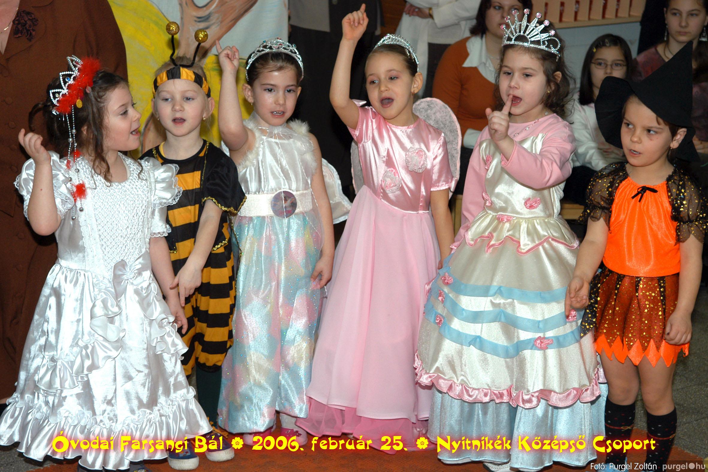 2006.02.25. 191 Kurca-parti Óvoda farsang 2006. - Nyitnikék csoport - Fotó:PURGEL ZOLTÁN©.jpg