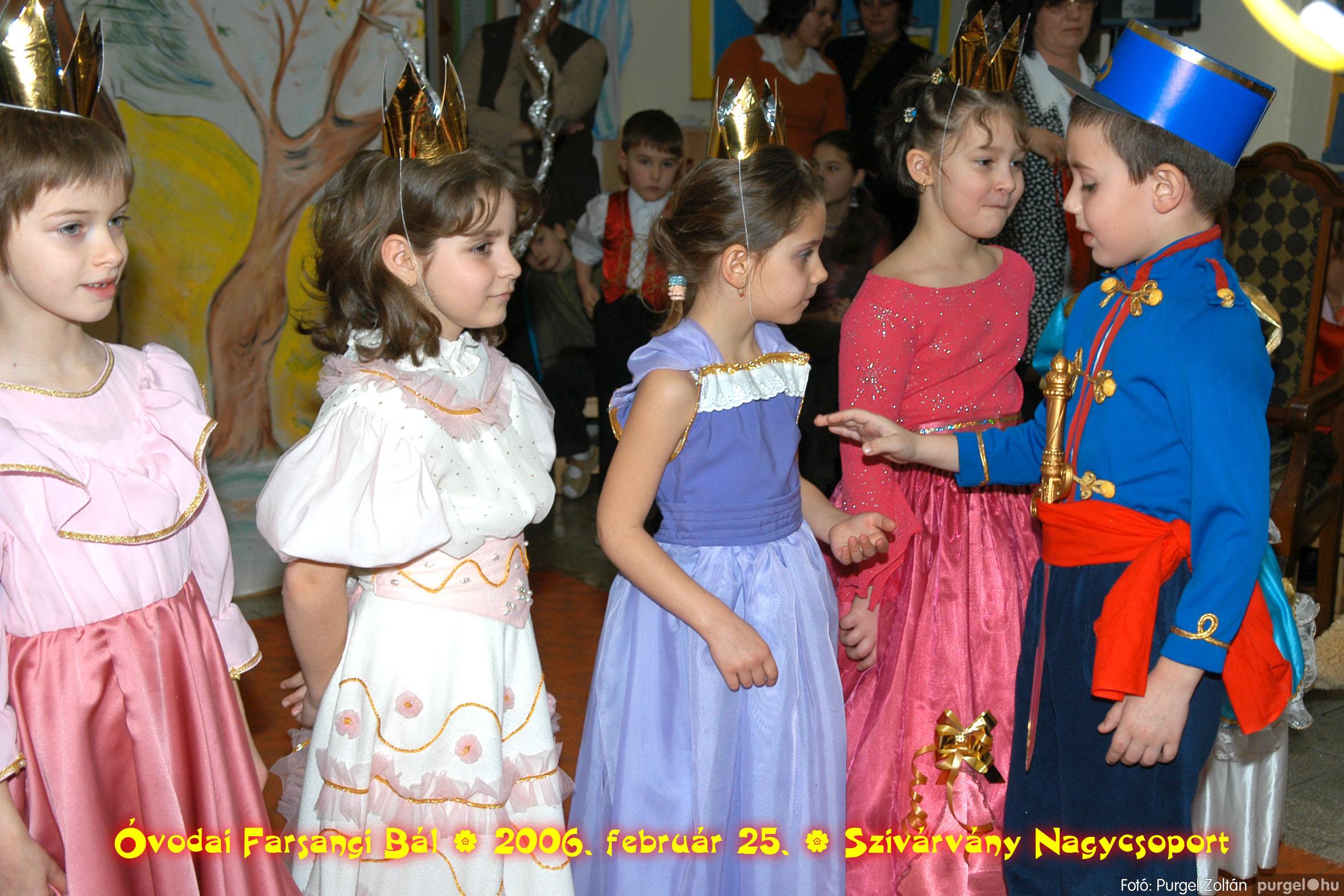 2006.02.25. 165 Kurca-parti Óvoda farsang 2006. - Szivárvány csoport - Fotó:PURGEL ZOLTÁN©.jpg