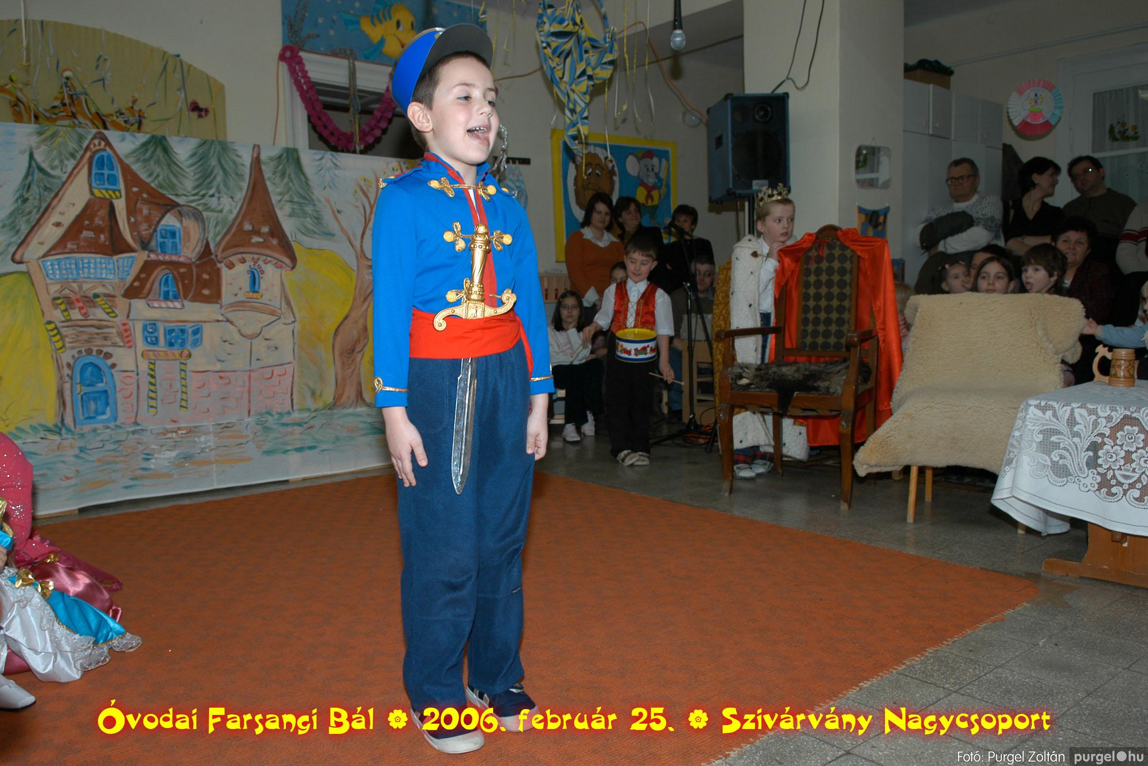 2006.02.25. 159 Kurca-parti Óvoda farsang 2006. - Szivárvány csoport - Fotó:PURGEL ZOLTÁN©.jpg