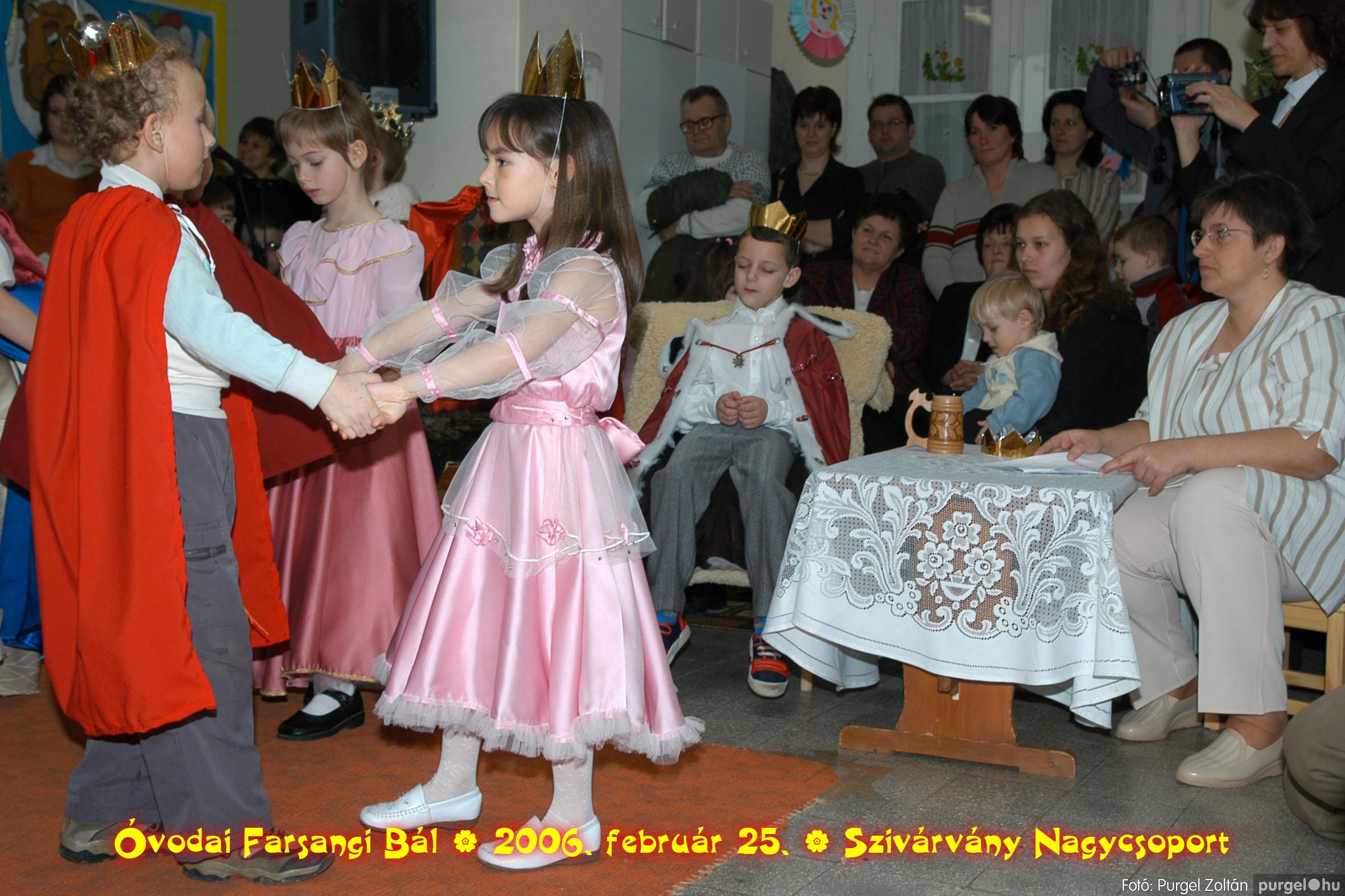 2006.02.25. 157 Kurca-parti Óvoda farsang 2006. - Szivárvány csoport - Fotó:PURGEL ZOLTÁN©.jpg