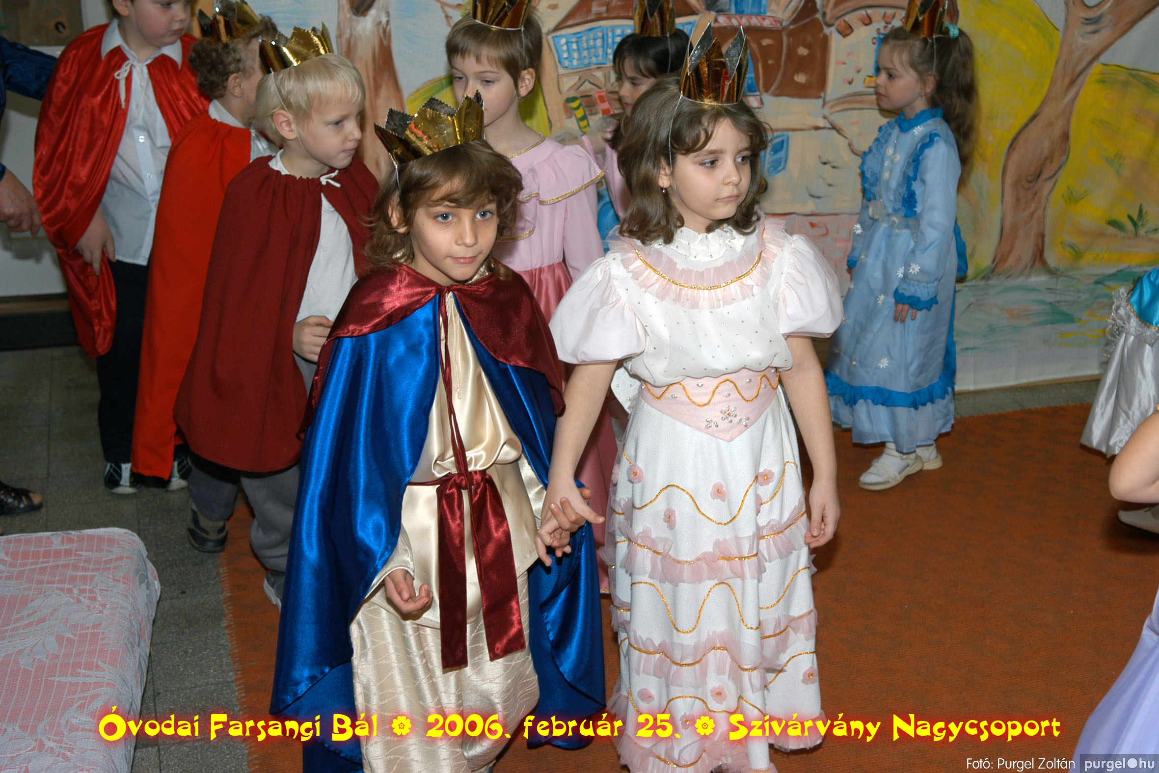 2006.02.25. 151 Kurca-parti Óvoda farsang 2006. - Szivárvány csoport - Fotó:PURGEL ZOLTÁN©.jpg