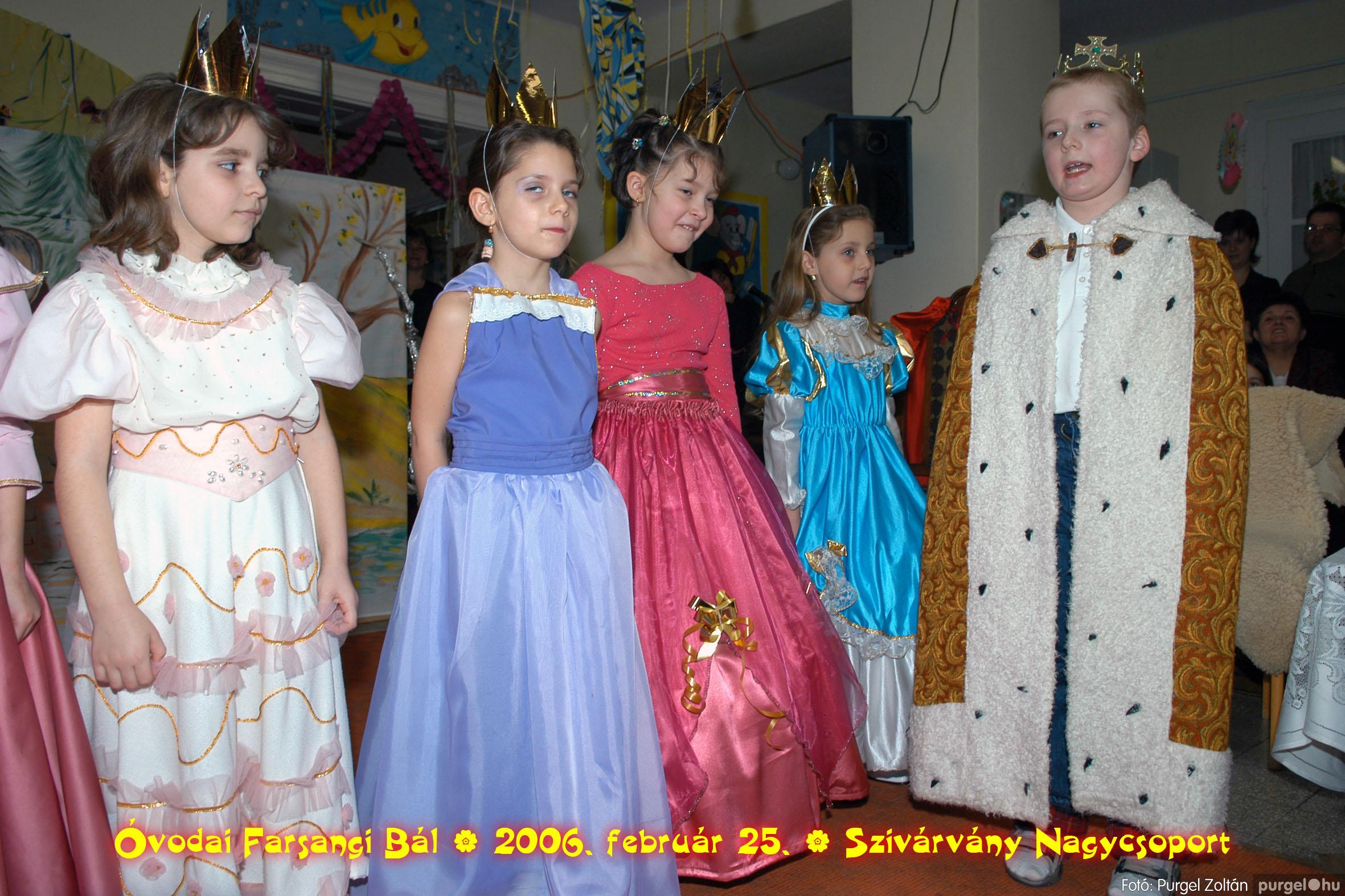 2006.02.25. 146 Kurca-parti Óvoda farsang 2006. - Szivárvány csoport - Fotó:PURGEL ZOLTÁN©.jpg