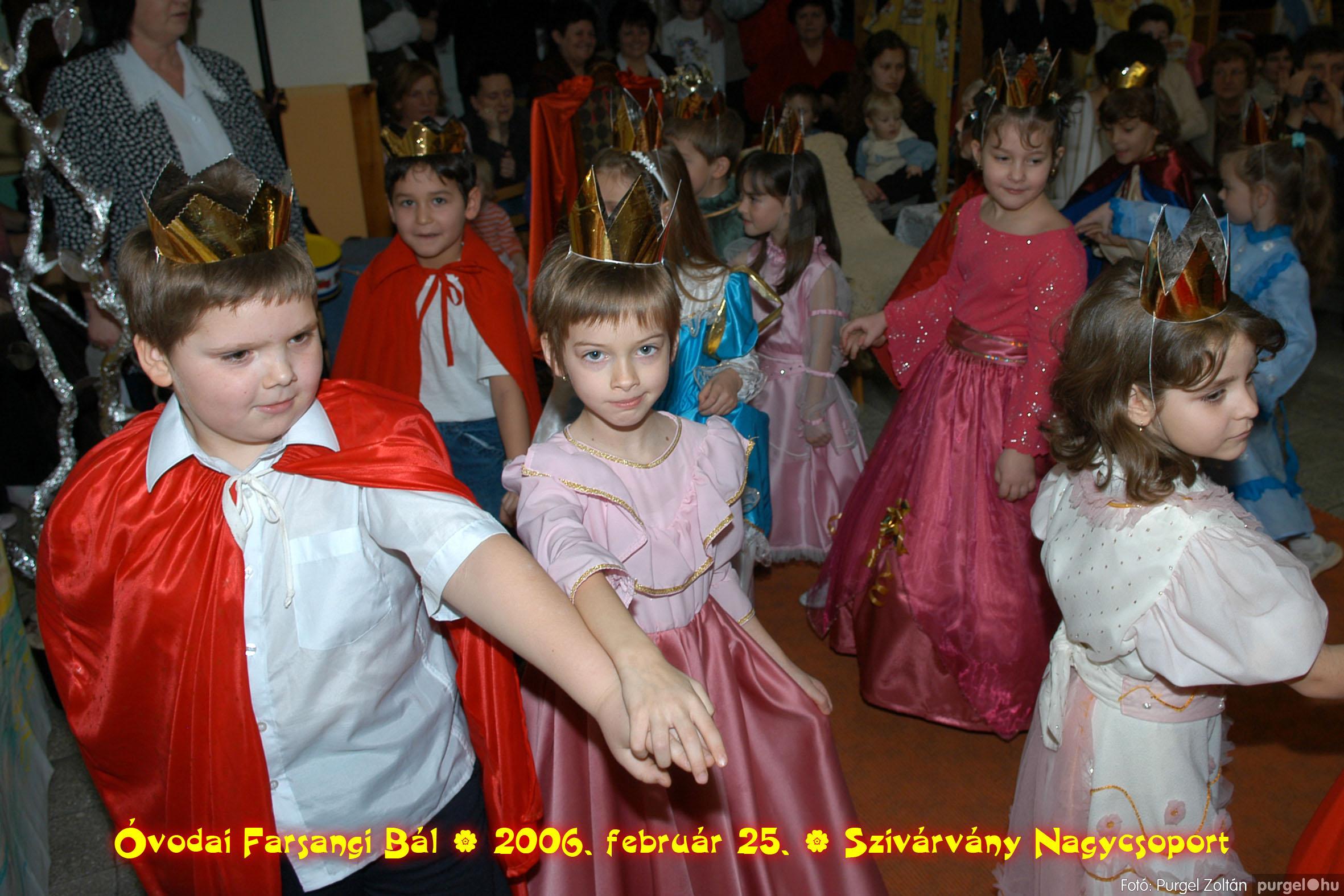 2006.02.25. 141 Kurca-parti Óvoda farsang 2006. - Szivárvány csoport - Fotó:PURGEL ZOLTÁN©.jpg