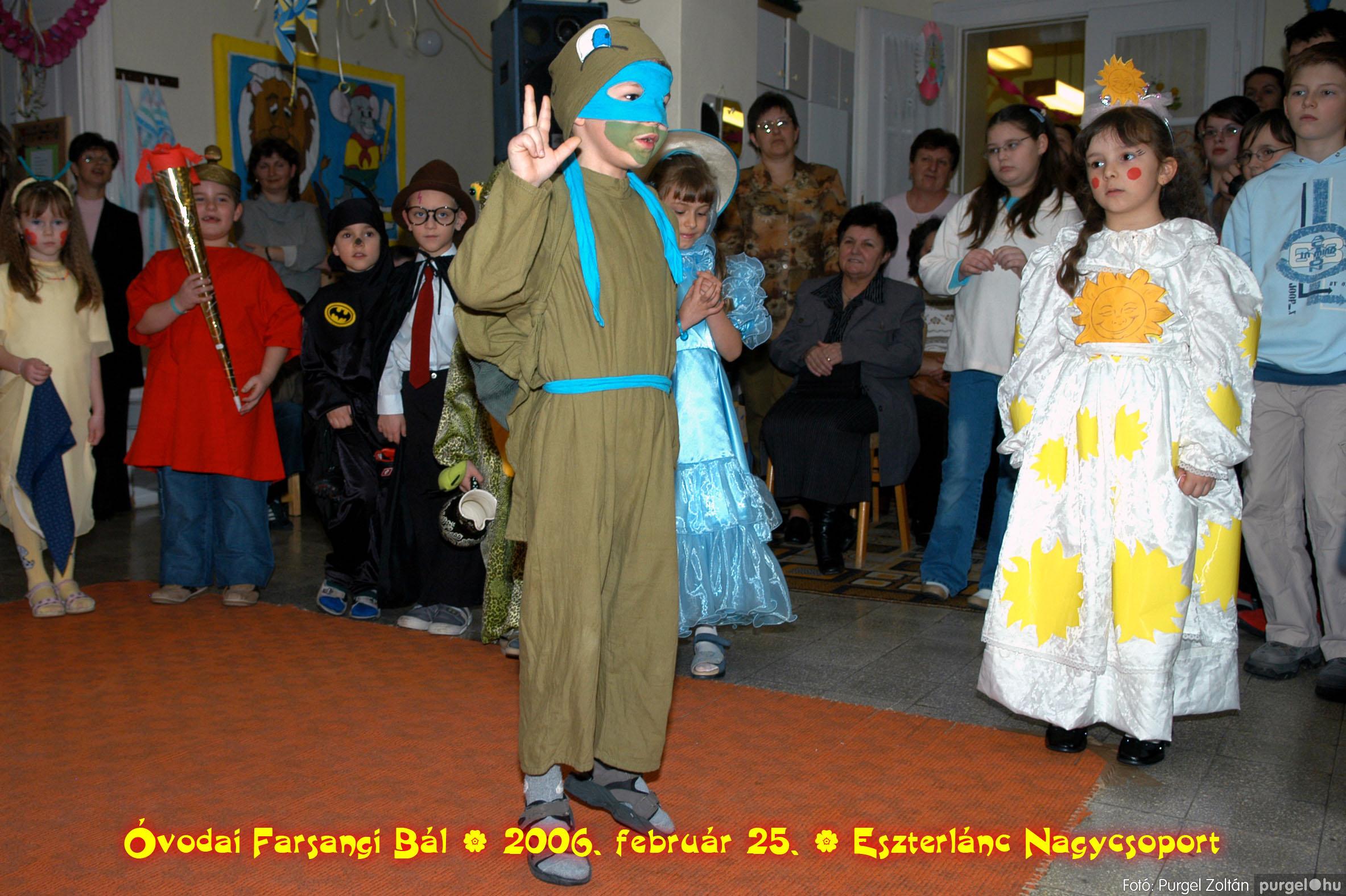2006.02.25. 139 Kurca-parti Óvoda farsang 2006. - Eszterlánc csoport - Fotó:PURGEL ZOLTÁN©.jpg
