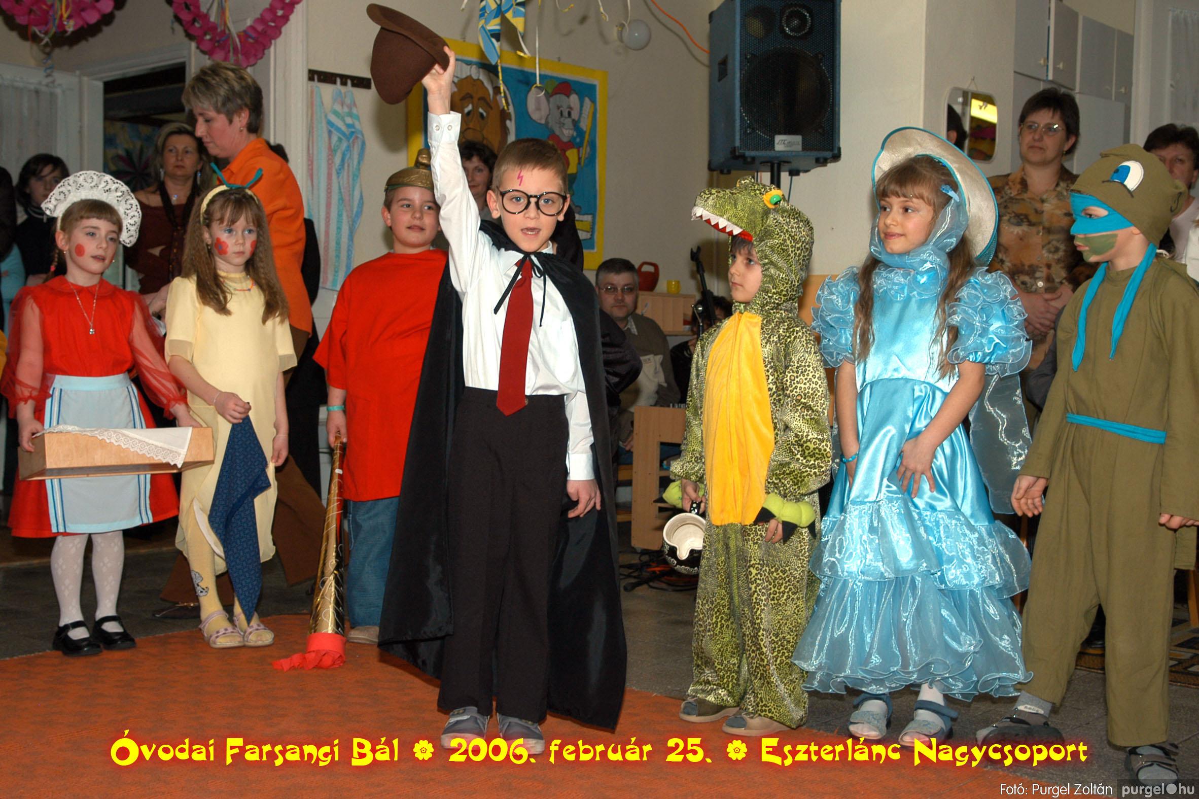 2006.02.25. 136 Kurca-parti Óvoda farsang 2006. - Eszterlánc csoport - Fotó:PURGEL ZOLTÁN©.jpg