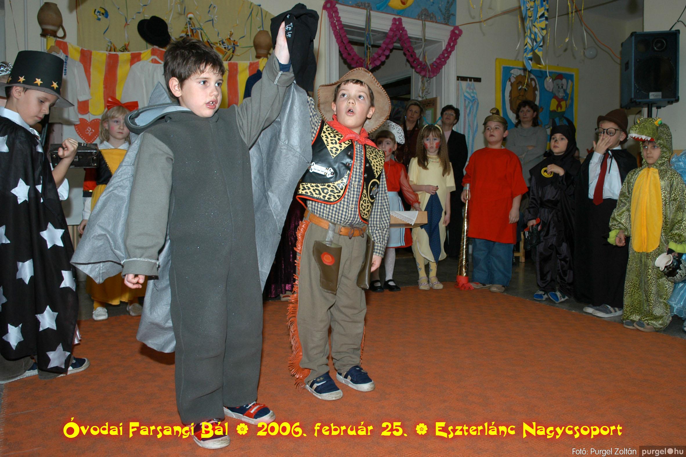 2006.02.25. 124 Kurca-parti Óvoda farsang 2006. - Eszterlánc csoport - Fotó:PURGEL ZOLTÁN©.jpg