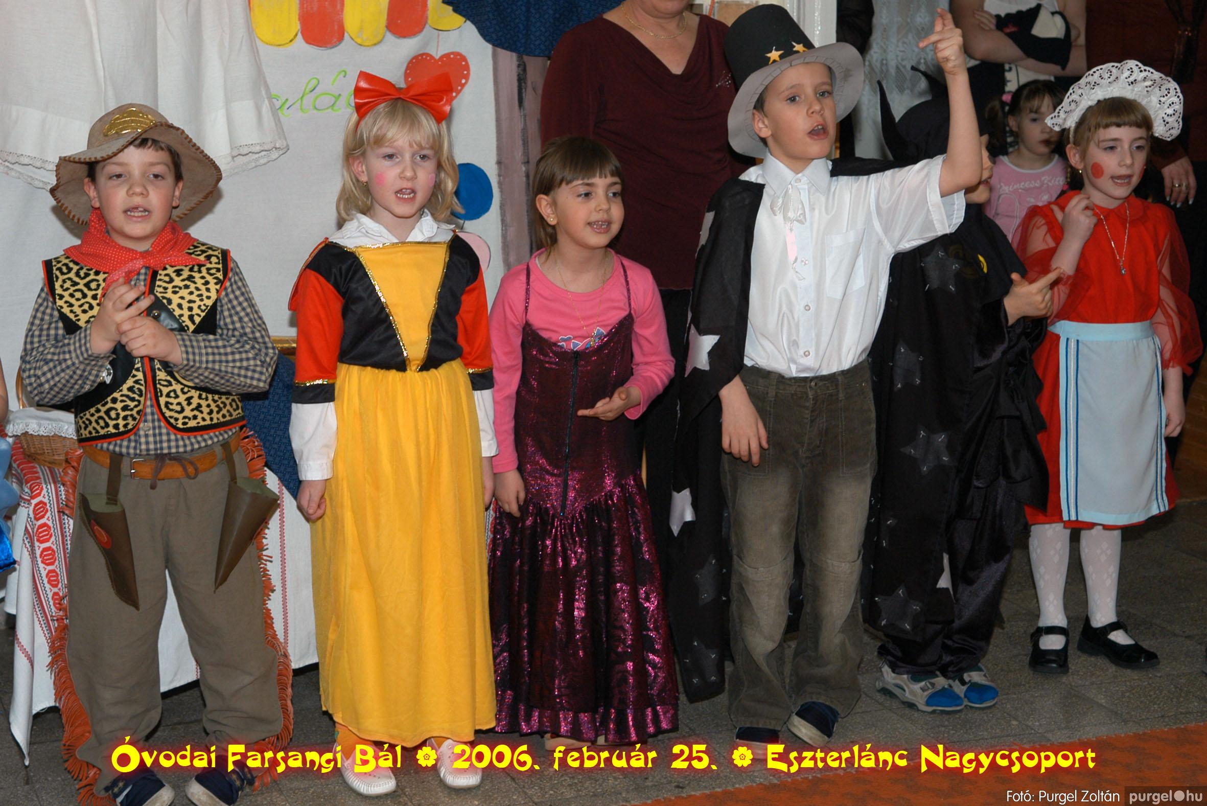 2006.02.25. 120 Kurca-parti Óvoda farsang 2006. - Eszterlánc csoport - Fotó:PURGEL ZOLTÁN©.jpg