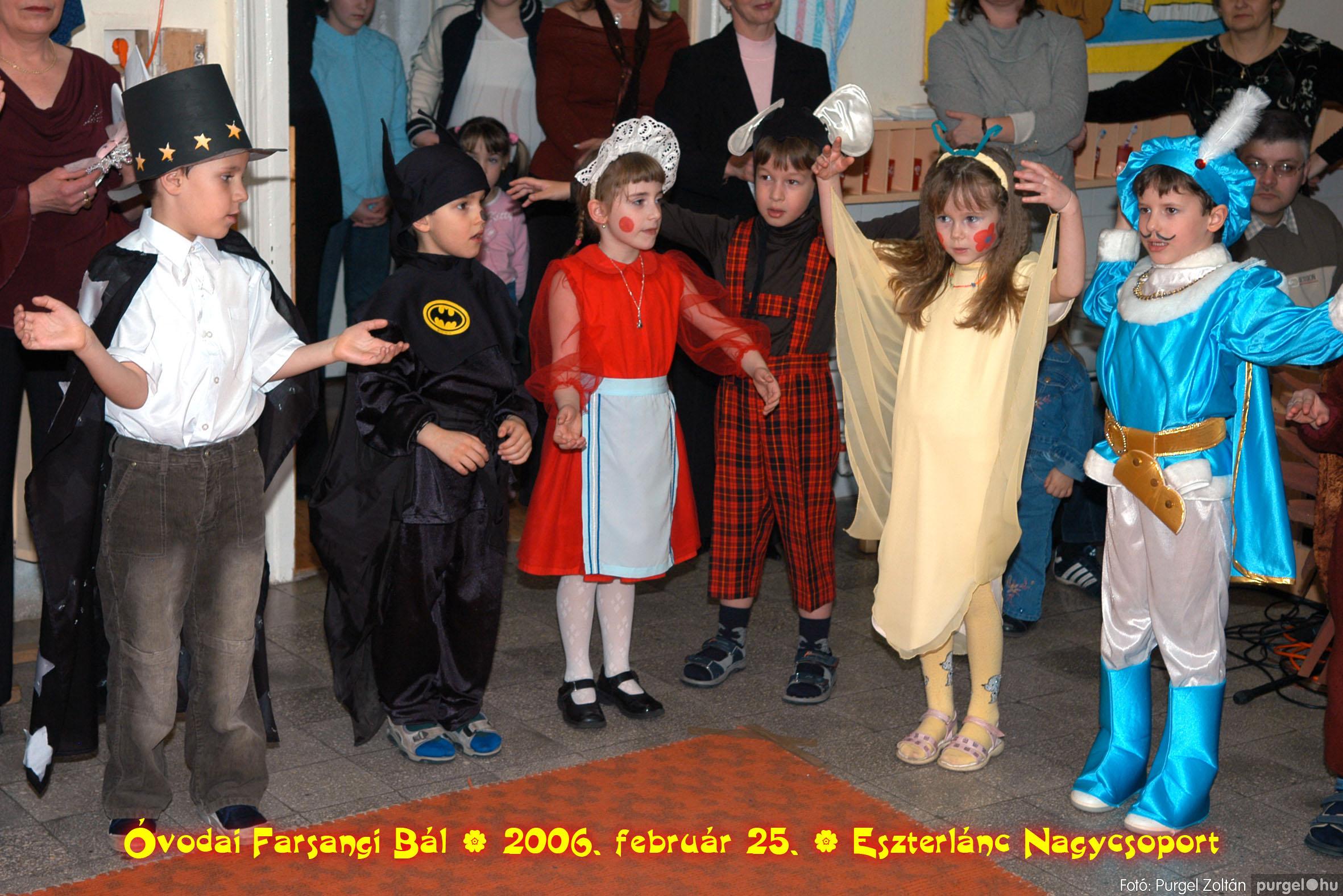 2006.02.25. 116 Kurca-parti Óvoda farsang 2006. - Eszterlánc csoport - Fotó:PURGEL ZOLTÁN©.jpg