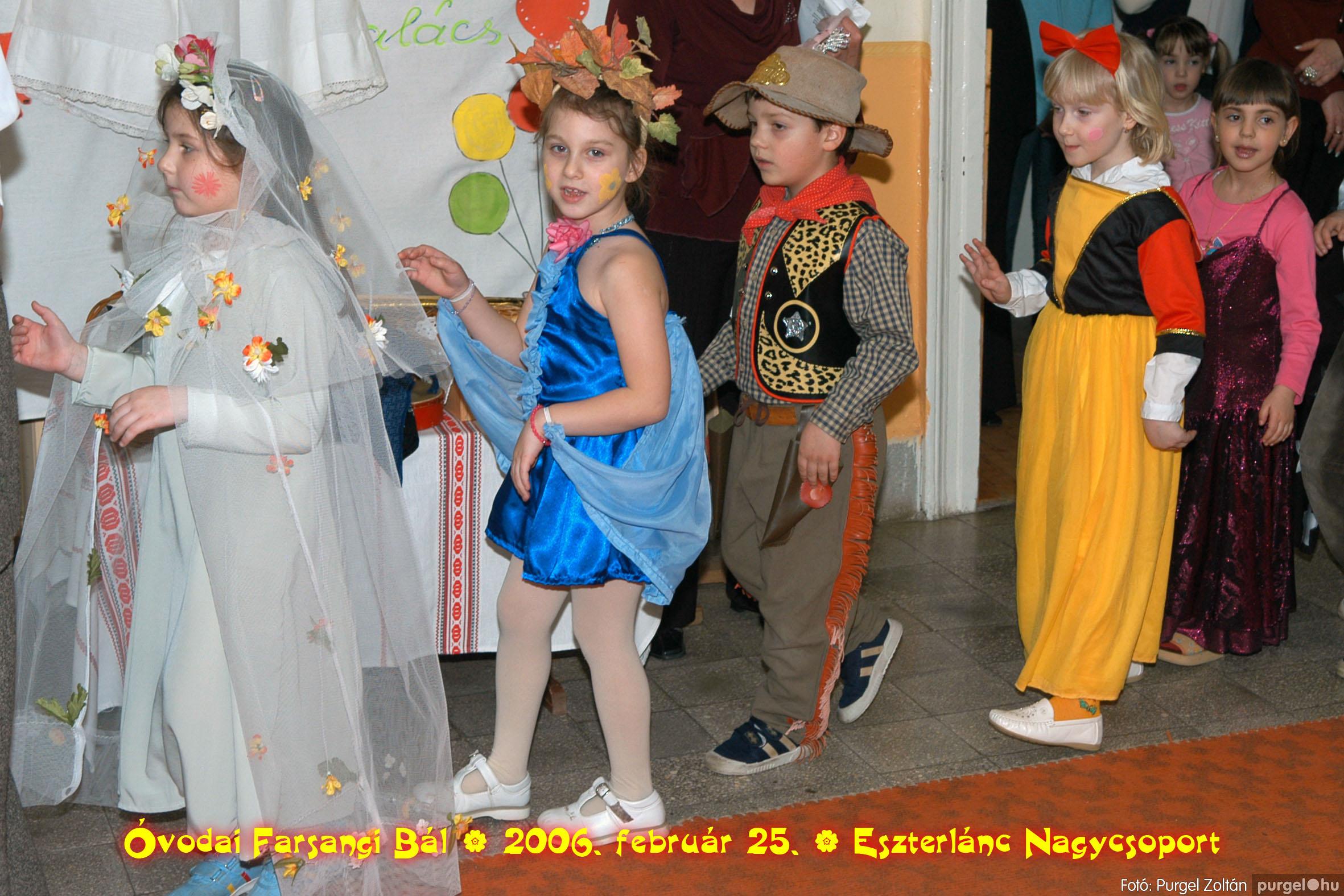 2006.02.25. 115 Kurca-parti Óvoda farsang 2006. - Eszterlánc csoport - Fotó:PURGEL ZOLTÁN©.jpg