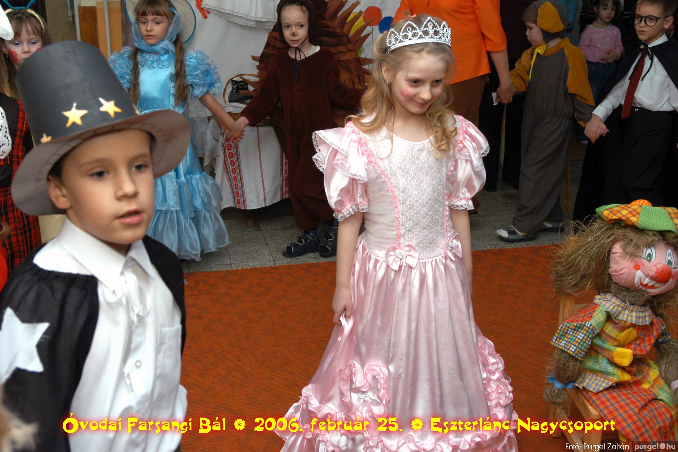 2006.02.25. 112 Kurca-parti Óvoda farsang 2006. - Eszterlánc csoport - Fotó:PURGEL ZOLTÁN©.jpg