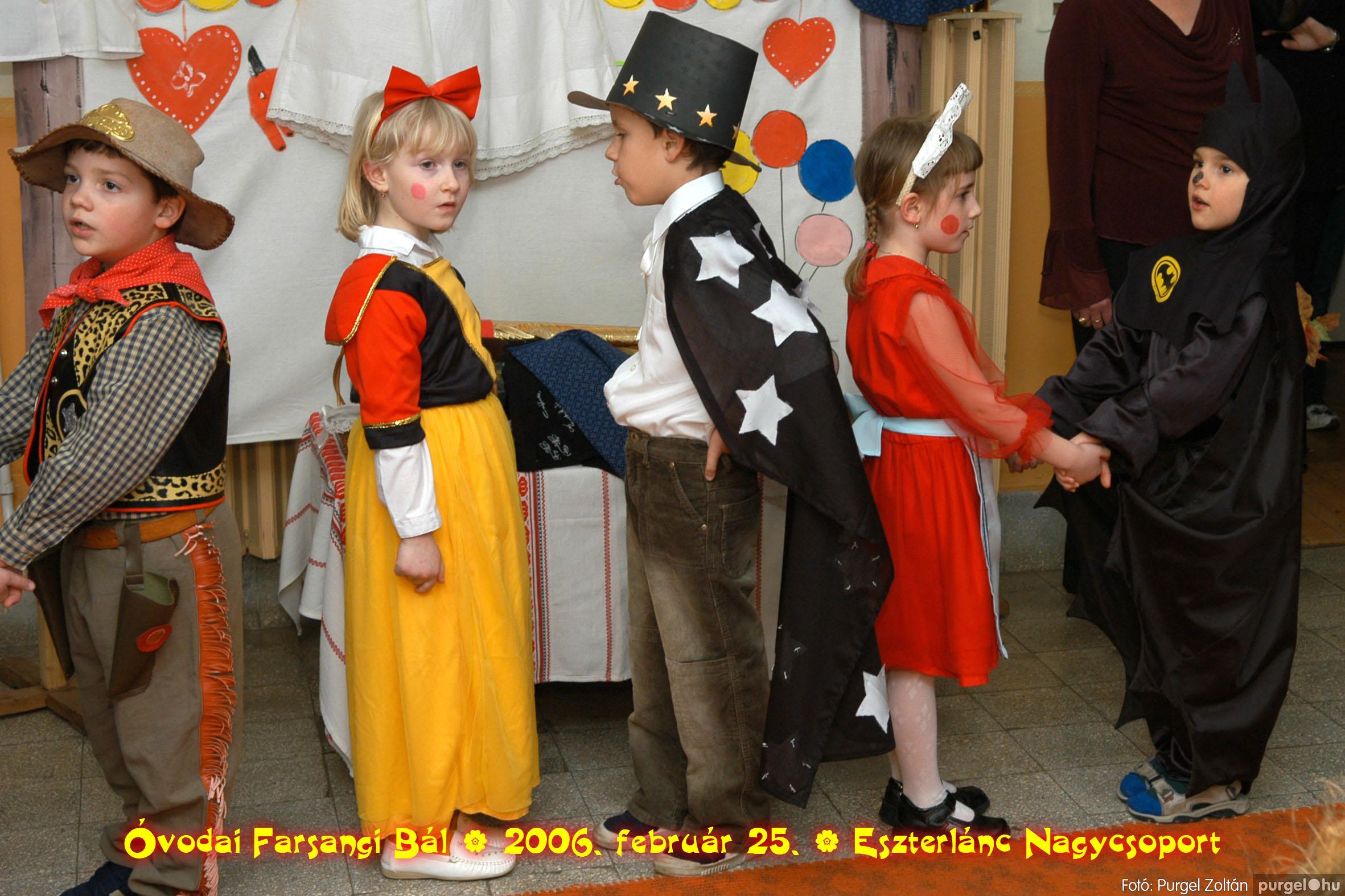 2006.02.25. 110 Kurca-parti Óvoda farsang 2006. - Eszterlánc csoport - Fotó:PURGEL ZOLTÁN©.jpg