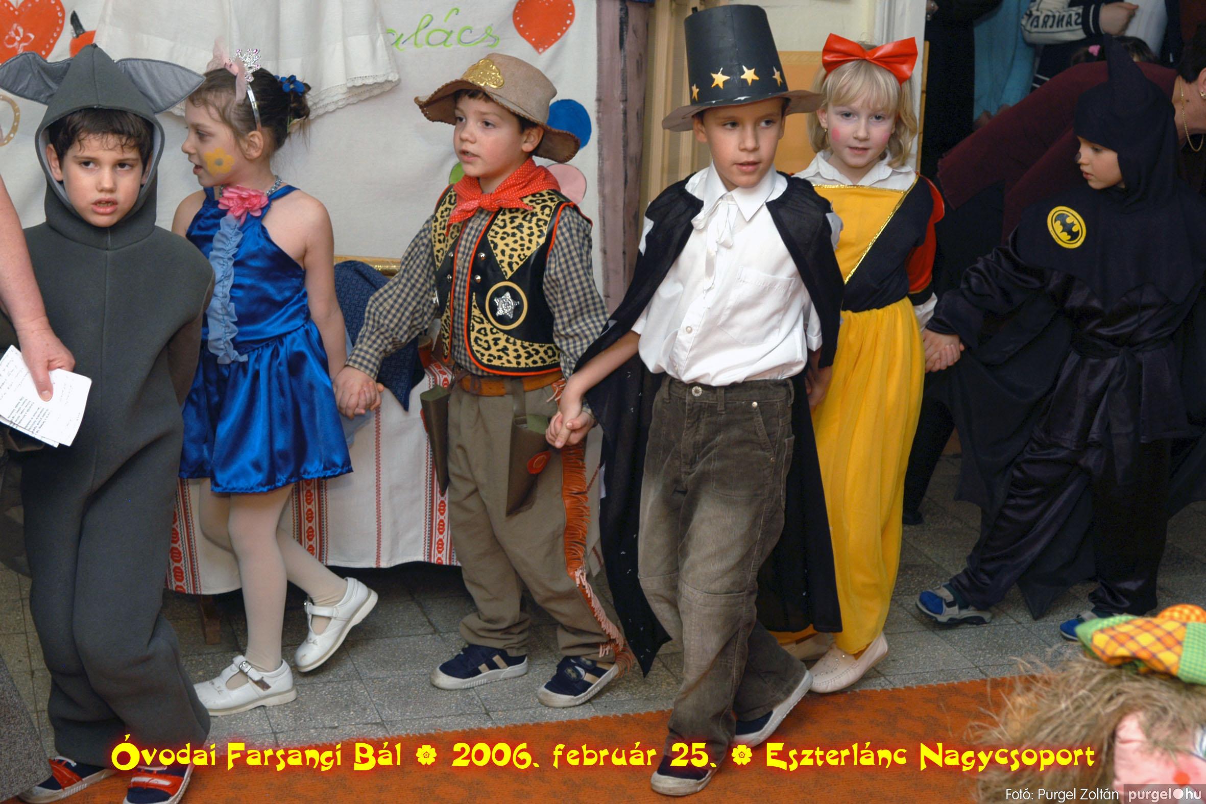 2006.02.25. 109 Kurca-parti Óvoda farsang 2006. - Eszterlánc csoport - Fotó:PURGEL ZOLTÁN©.jpg