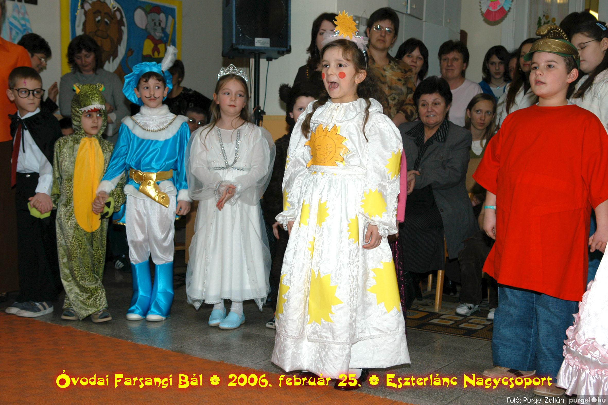 2006.02.25. 107 Kurca-parti Óvoda farsang 2006. - Eszterlánc csoport - Fotó:PURGEL ZOLTÁN©.jpg