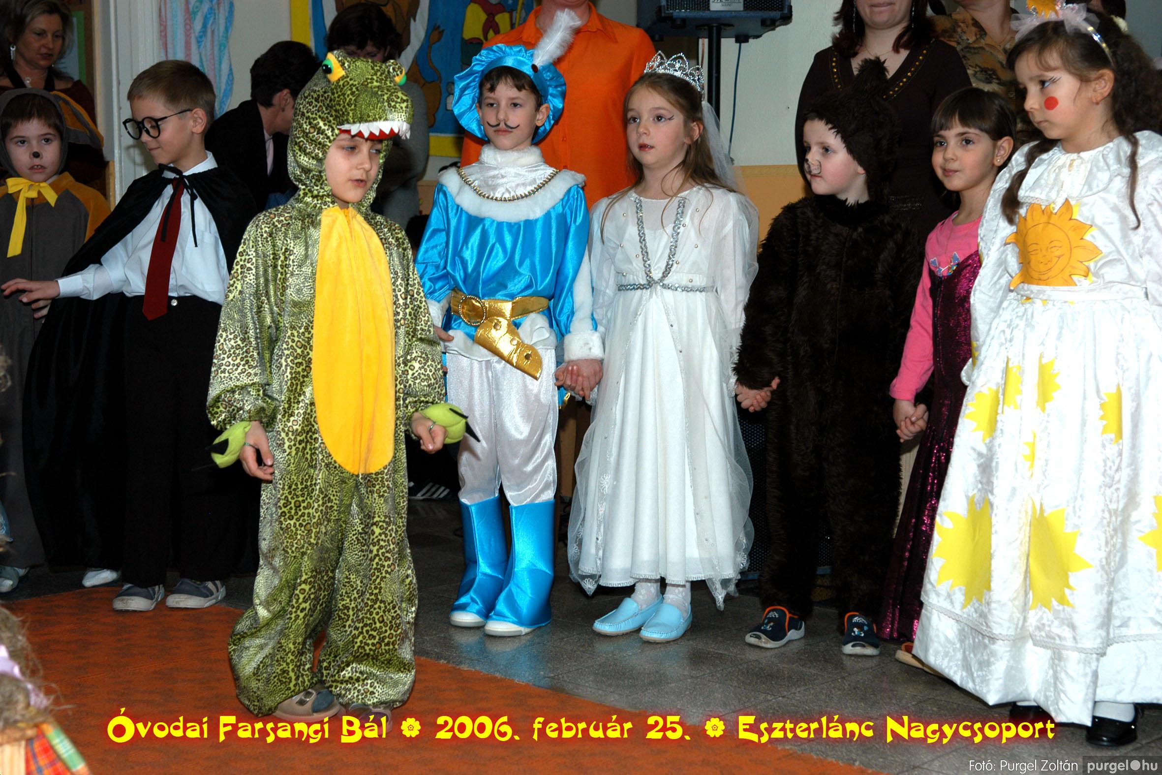 2006.02.25. 106 Kurca-parti Óvoda farsang 2006. - Eszterlánc csoport - Fotó:PURGEL ZOLTÁN©.jpg