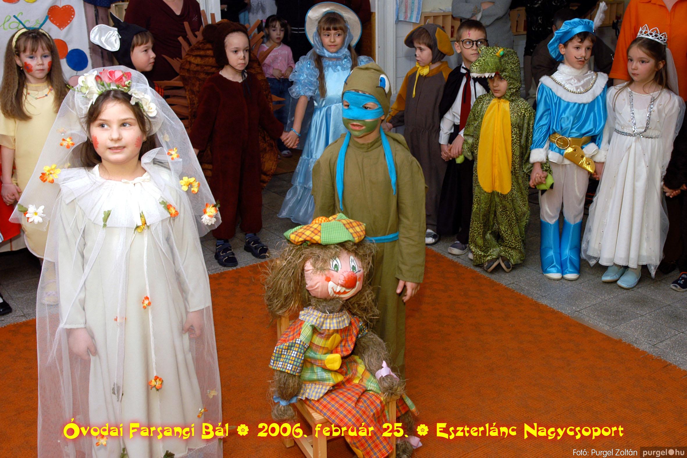 2006.02.25. 100 Kurca-parti Óvoda farsang 2006. - Eszterlánc csoport - Fotó:PURGEL ZOLTÁN©.jpg