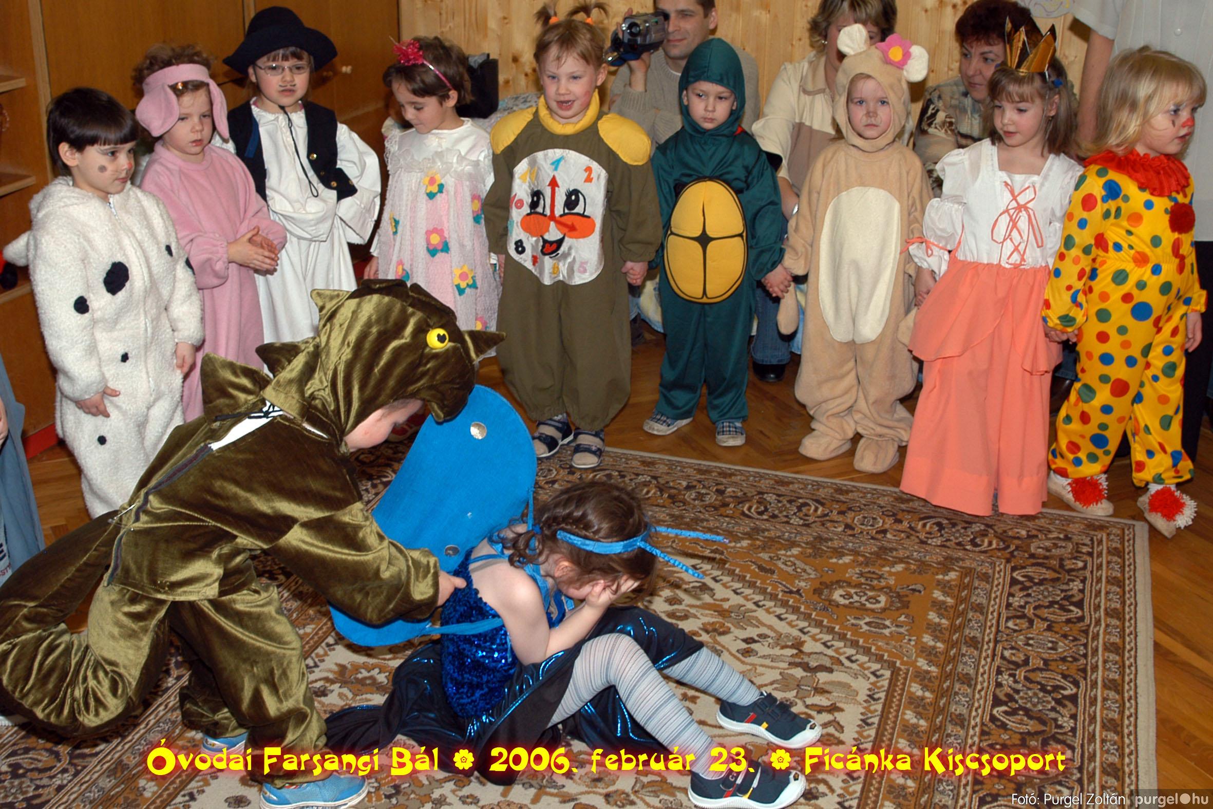 2006.02.23. 090 Kurca-parti Óvoda farsang 2006. - Ficánka csoport - Fotó:PURGEL ZOLTÁN© .jpg