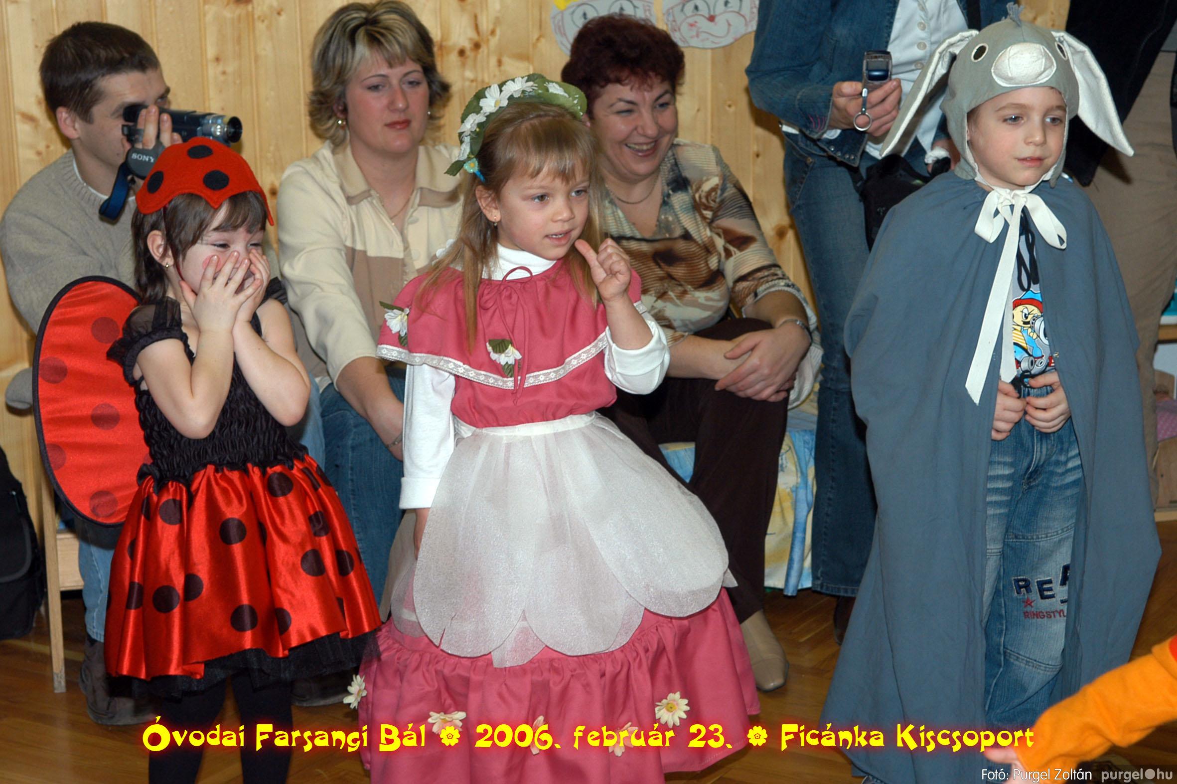 2006.02.23. 081 Kurca-parti Óvoda farsang 2006. - Ficánka csoport - Fotó:PURGEL ZOLTÁN© .jpg