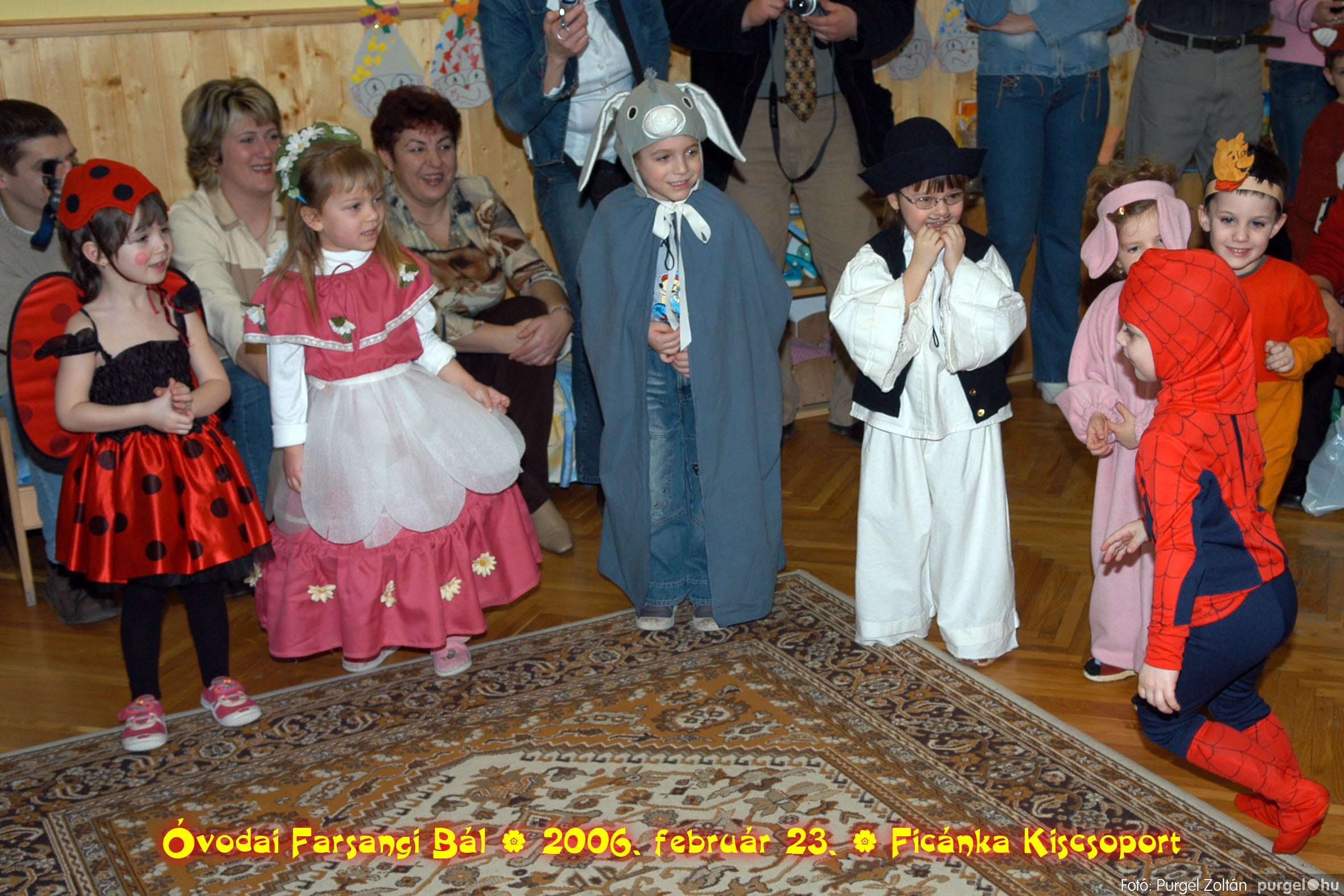 2006.02.23. 080 Kurca-parti Óvoda farsang 2006. - Ficánka csoport - Fotó:PURGEL ZOLTÁN© .jpg