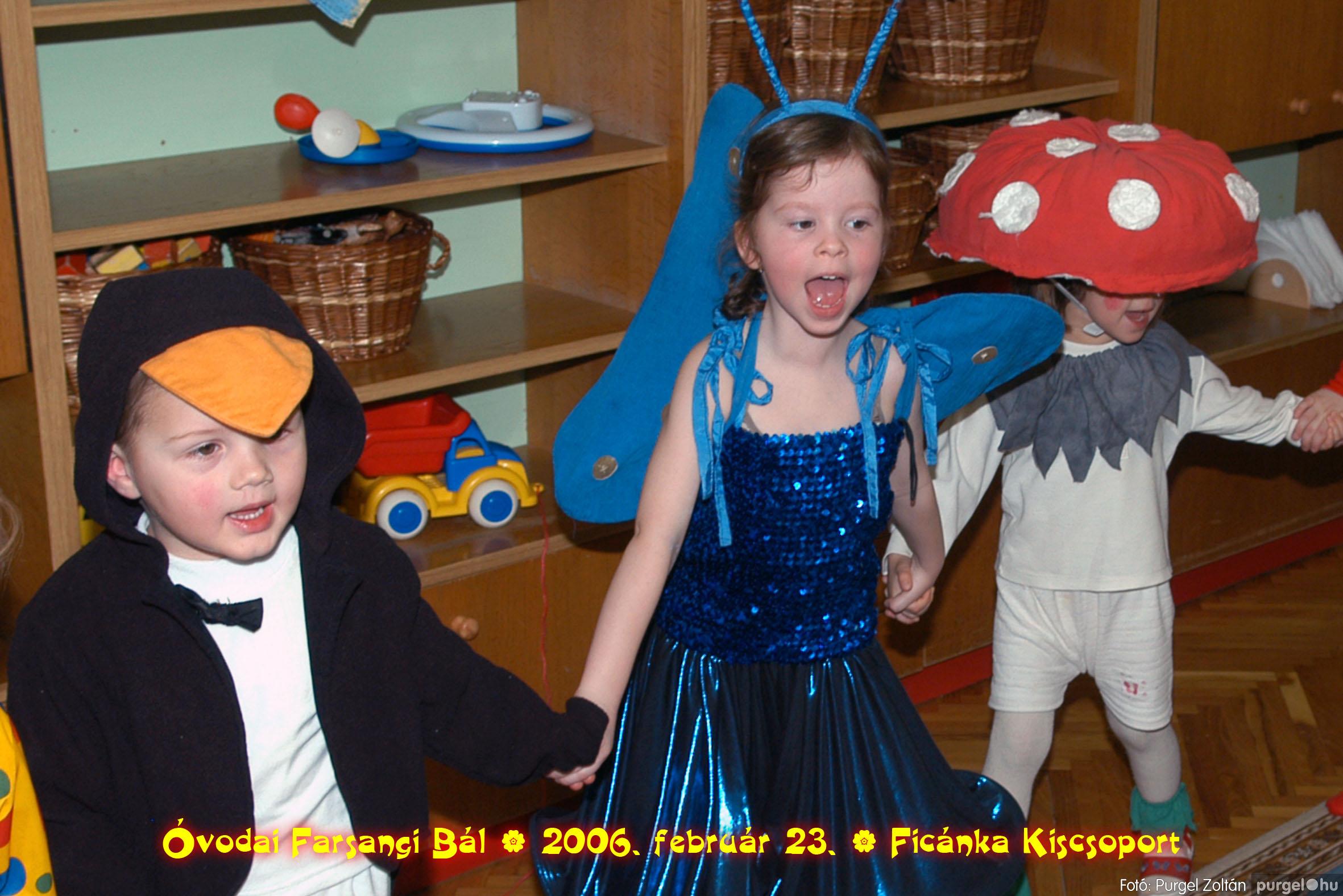 2006.02.23. 073 Kurca-parti Óvoda farsang 2006. - Ficánka csoport - Fotó:PURGEL ZOLTÁN© .jpg