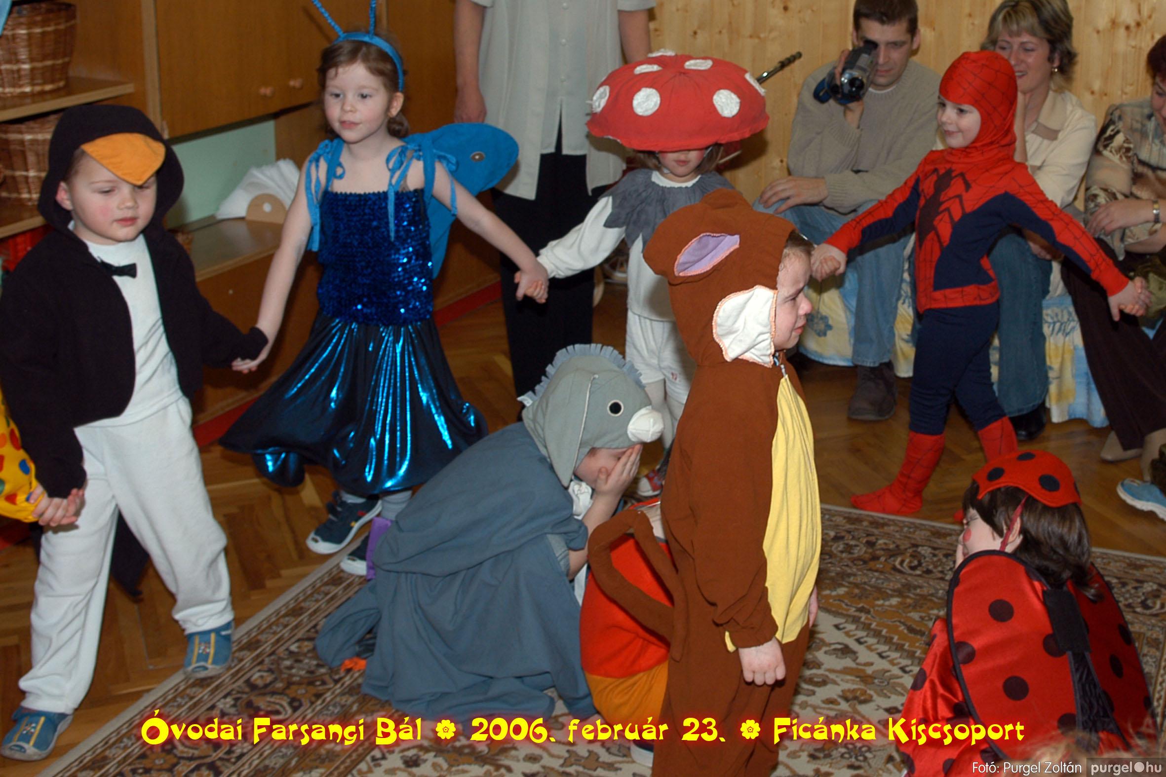 2006.02.23. 072 Kurca-parti Óvoda farsang 2006. - Ficánka csoport - Fotó:PURGEL ZOLTÁN© .jpg