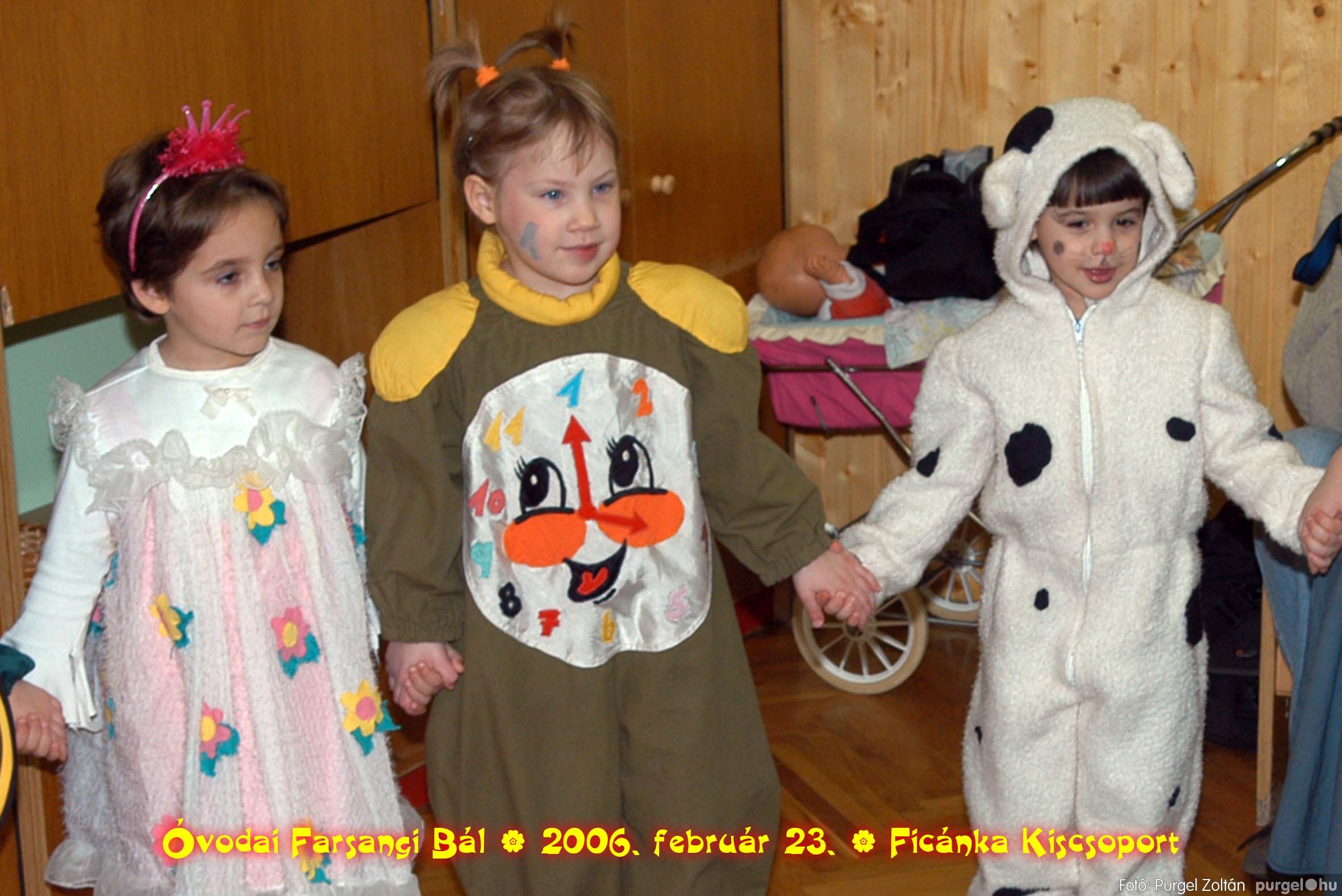 2006.02.23. 070 Kurca-parti Óvoda farsang 2006. - Ficánka csoport - Fotó:PURGEL ZOLTÁN© .jpg