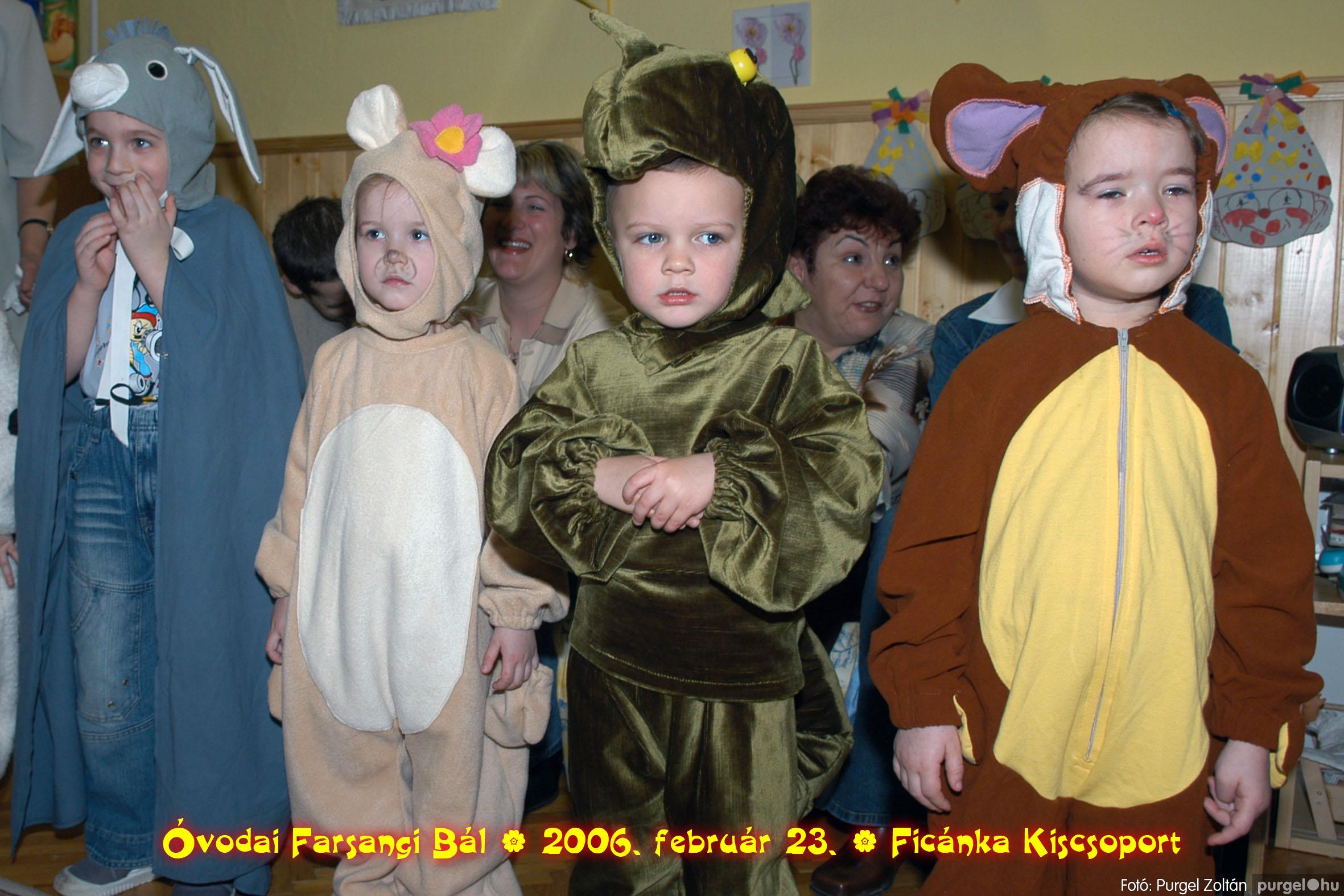 2006.02.23. 066 Kurca-parti Óvoda farsang 2006. - Ficánka csoport - Fotó:PURGEL ZOLTÁN© .jpg