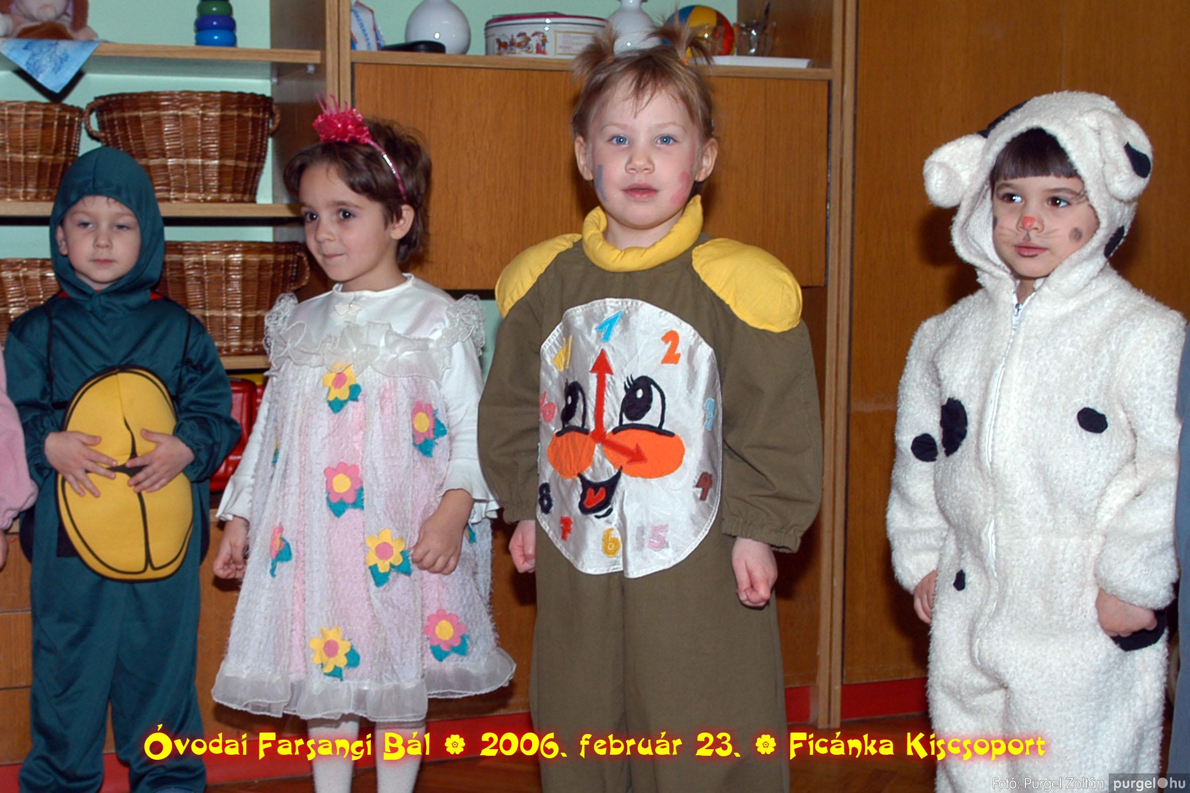 2006.02.23. 065 Kurca-parti Óvoda farsang 2006. - Ficánka csoport - Fotó:PURGEL ZOLTÁN© .jpg