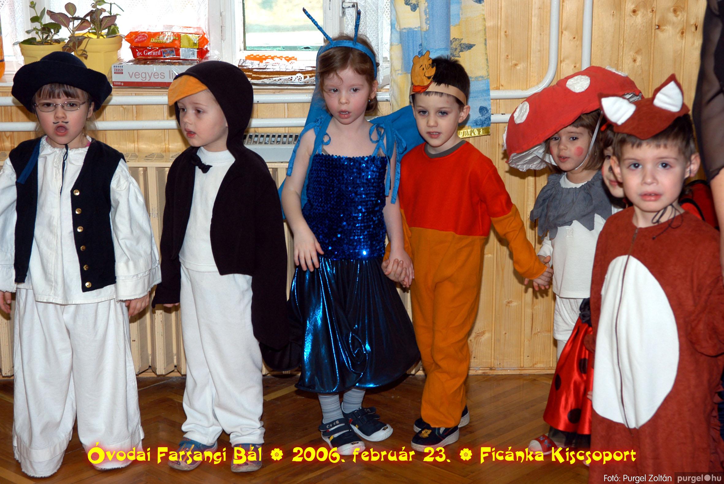 2006.02.23. 062 Kurca-parti Óvoda farsang 2006. - Ficánka csoport - Fotó:PURGEL ZOLTÁN© .jpg