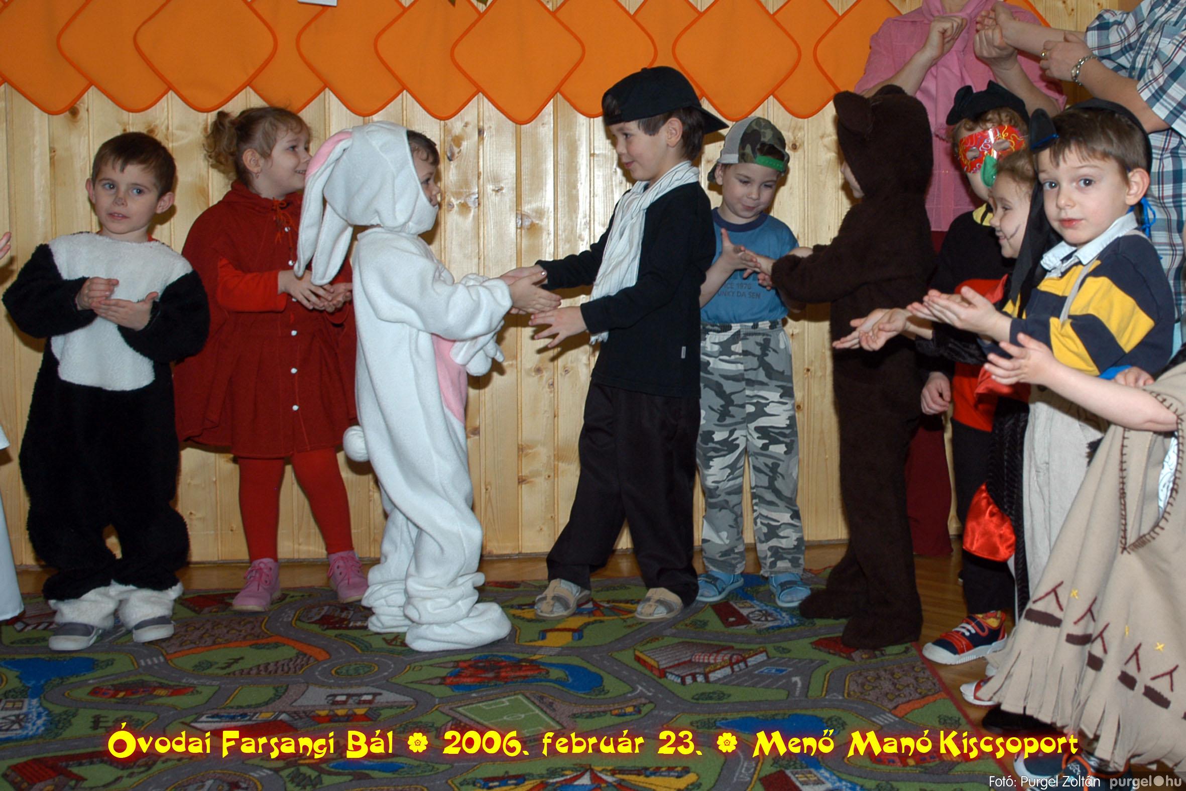 2006.02.23. 052 Kurca-parti Óvoda farsang 2006. - Menő-Manó csoport - Fotó:PURGEL ZOLTÁN©.jpg