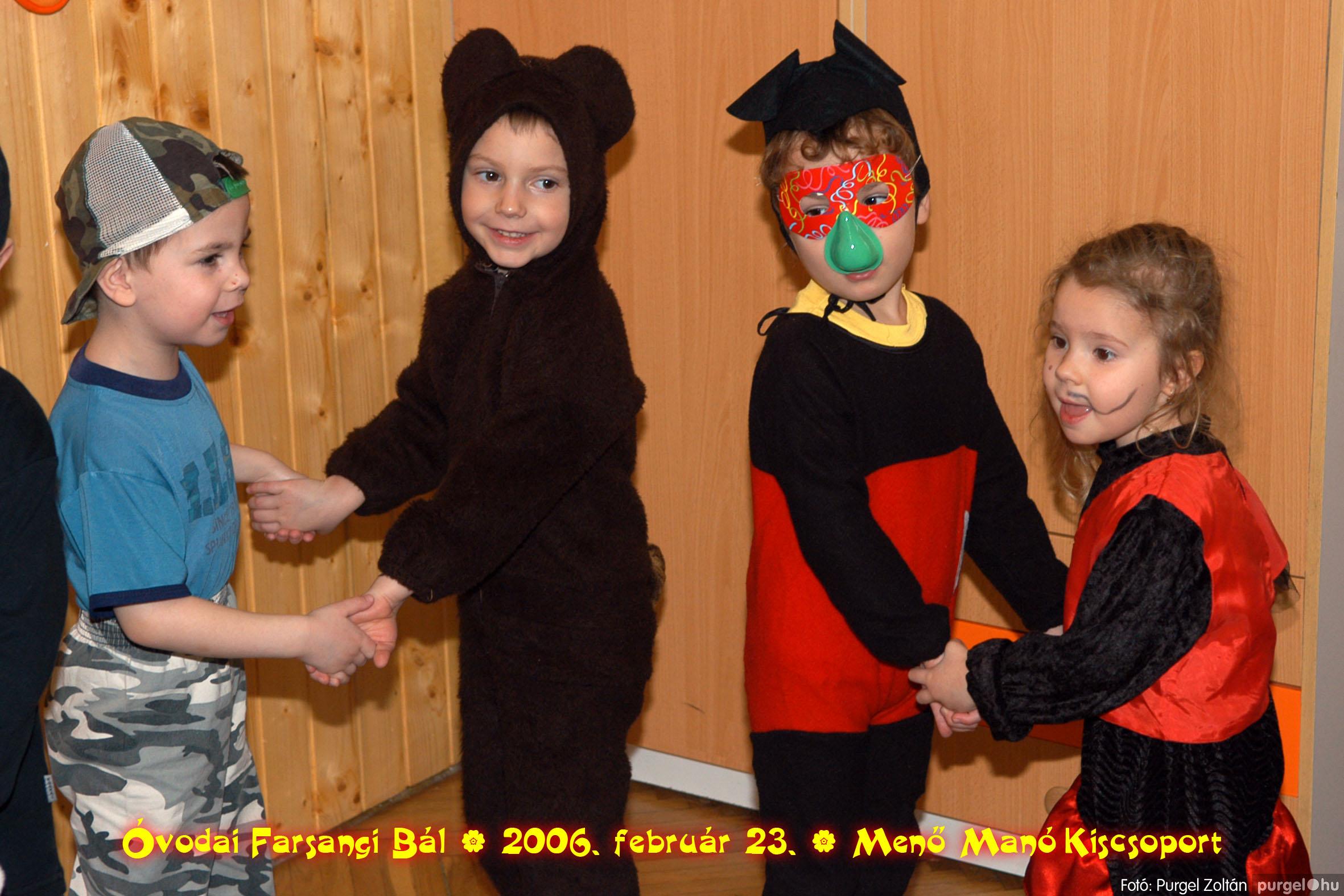2006.02.23. 044 Kurca-parti Óvoda farsang 2006. - Menő-Manó csoport - Fotó:PURGEL ZOLTÁN©.jpg