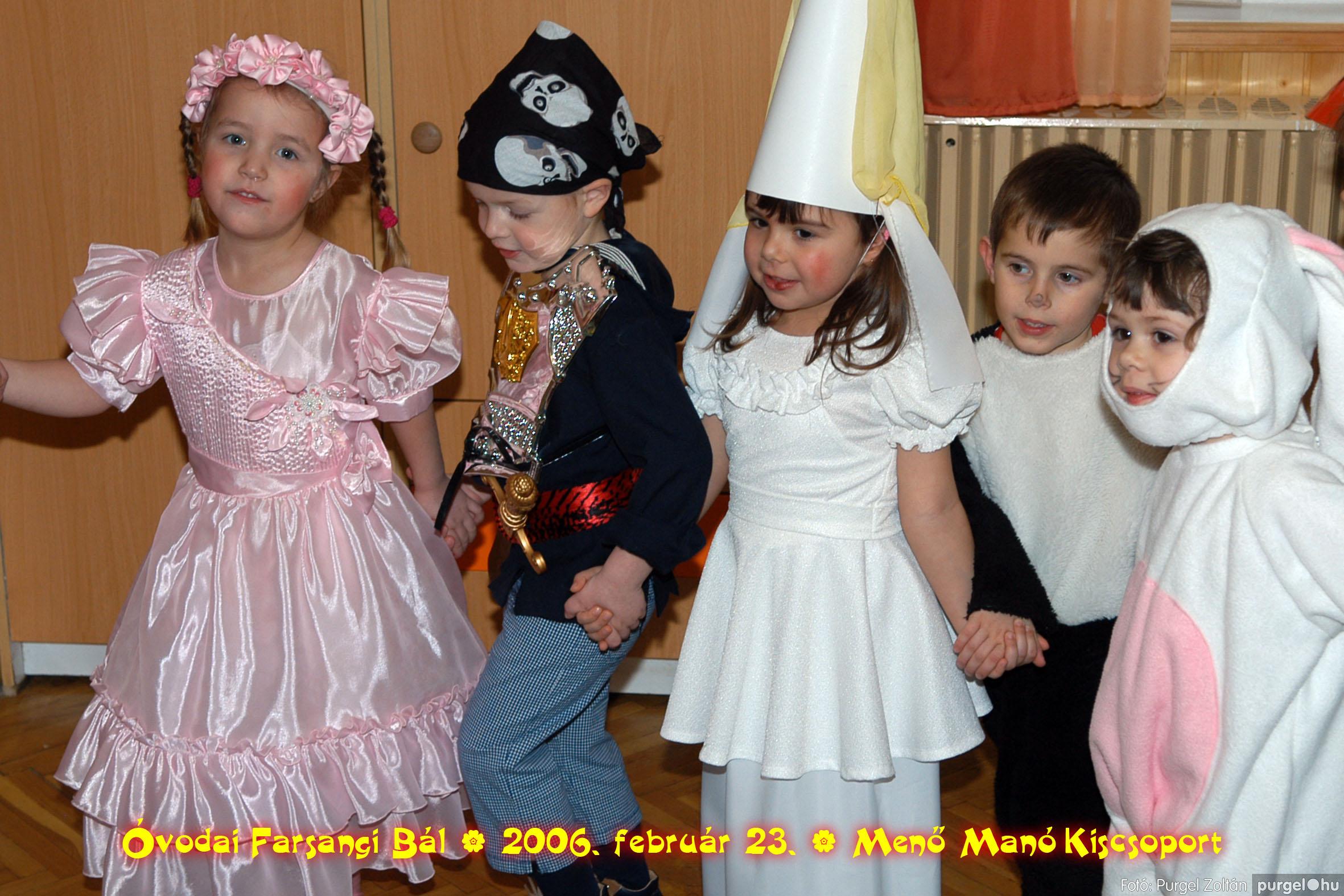 2006.02.23. 038 Kurca-parti Óvoda farsang 2006. - Menő-Manó csoport - Fotó:PURGEL ZOLTÁN©.jpg