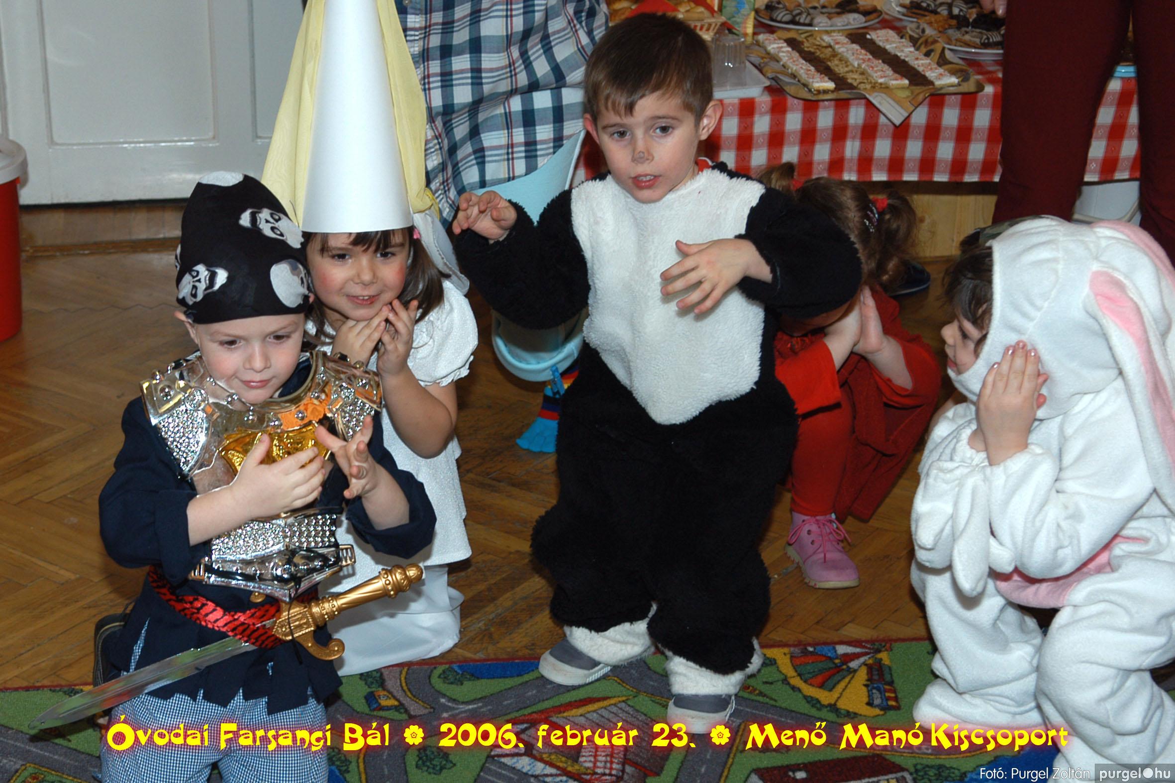 2006.02.23. 035 Kurca-parti Óvoda farsang 2006. - Menő-Manó csoport - Fotó:PURGEL ZOLTÁN©.jpg